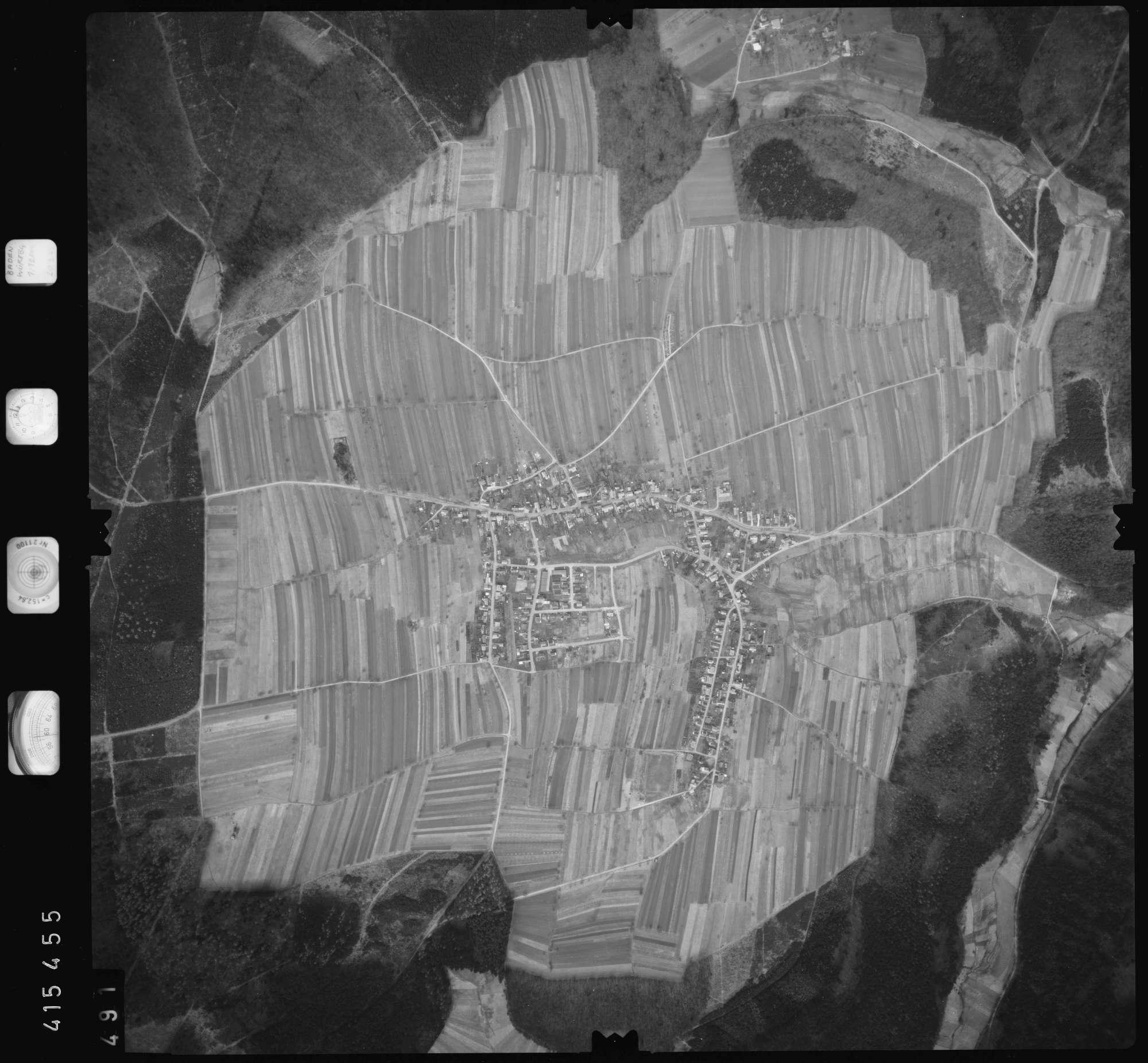 Luftbild: Film 2 Bildnr. 491, Bild 1