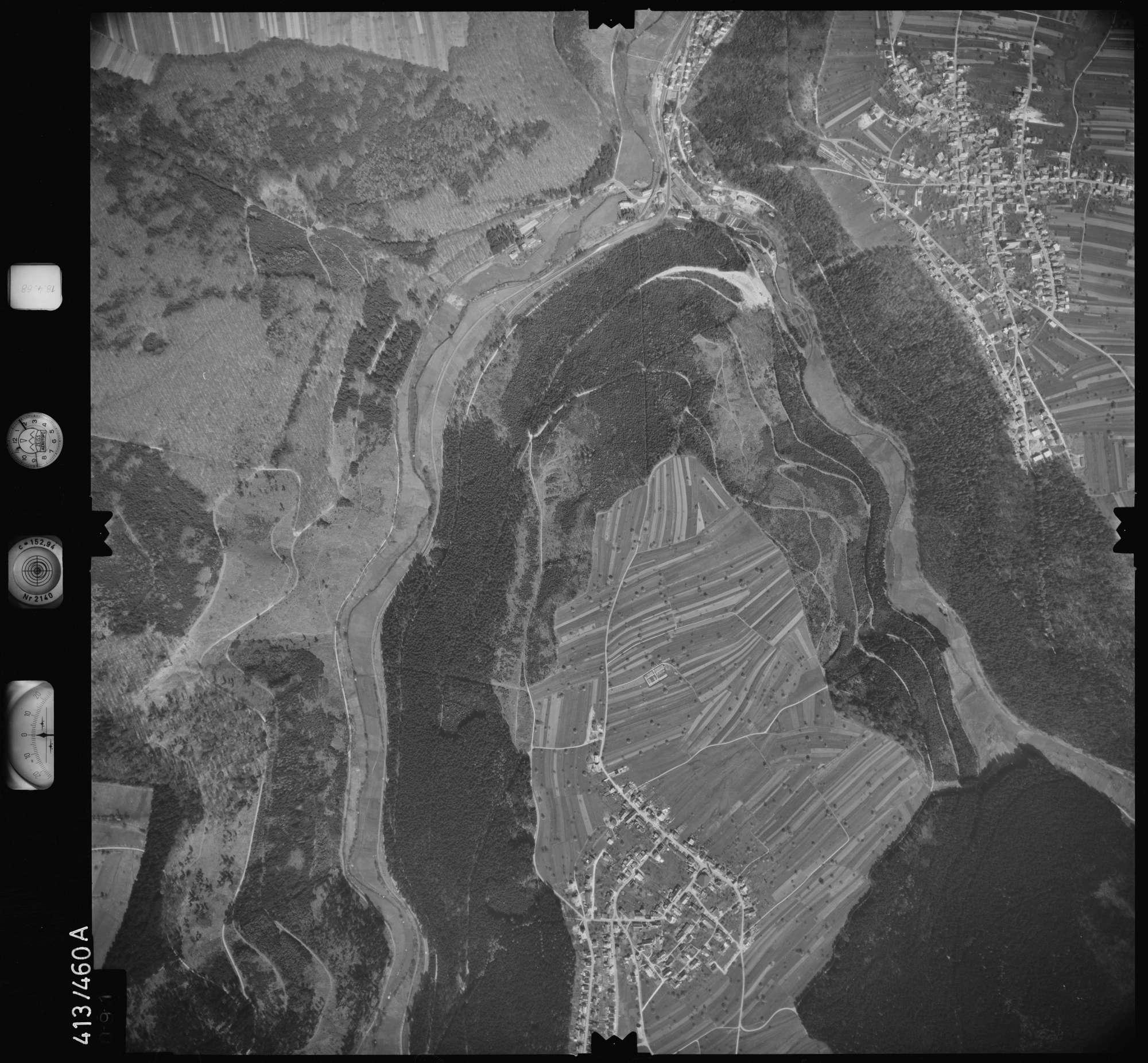 Luftbild: Film 4 Bildnr. 91, Bild 1