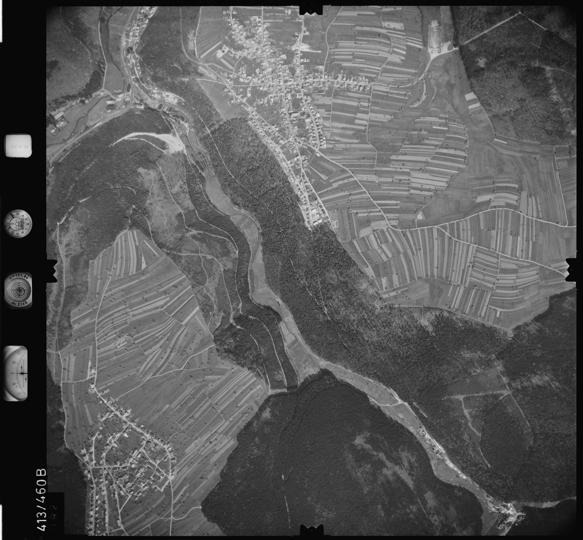 Luftbild: Film 4 Bildnr. 92, Bild 1