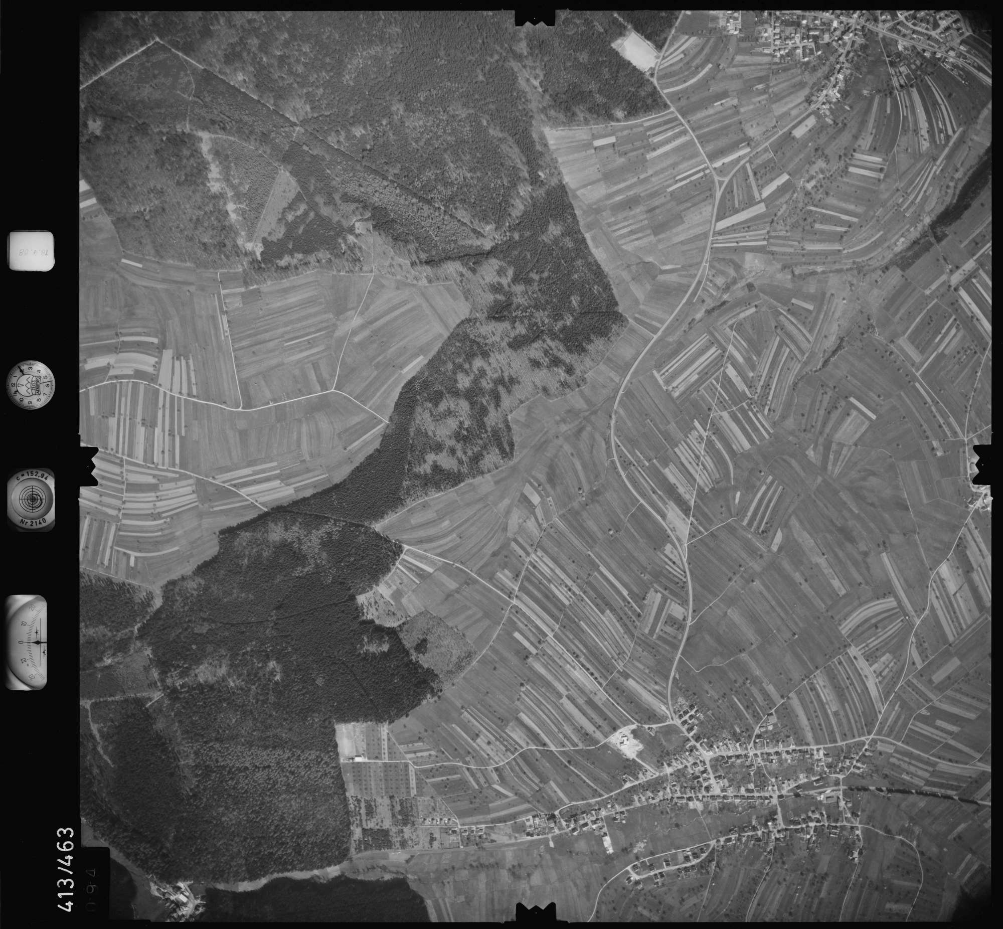 Luftbild: Film 4 Bildnr. 94, Bild 1