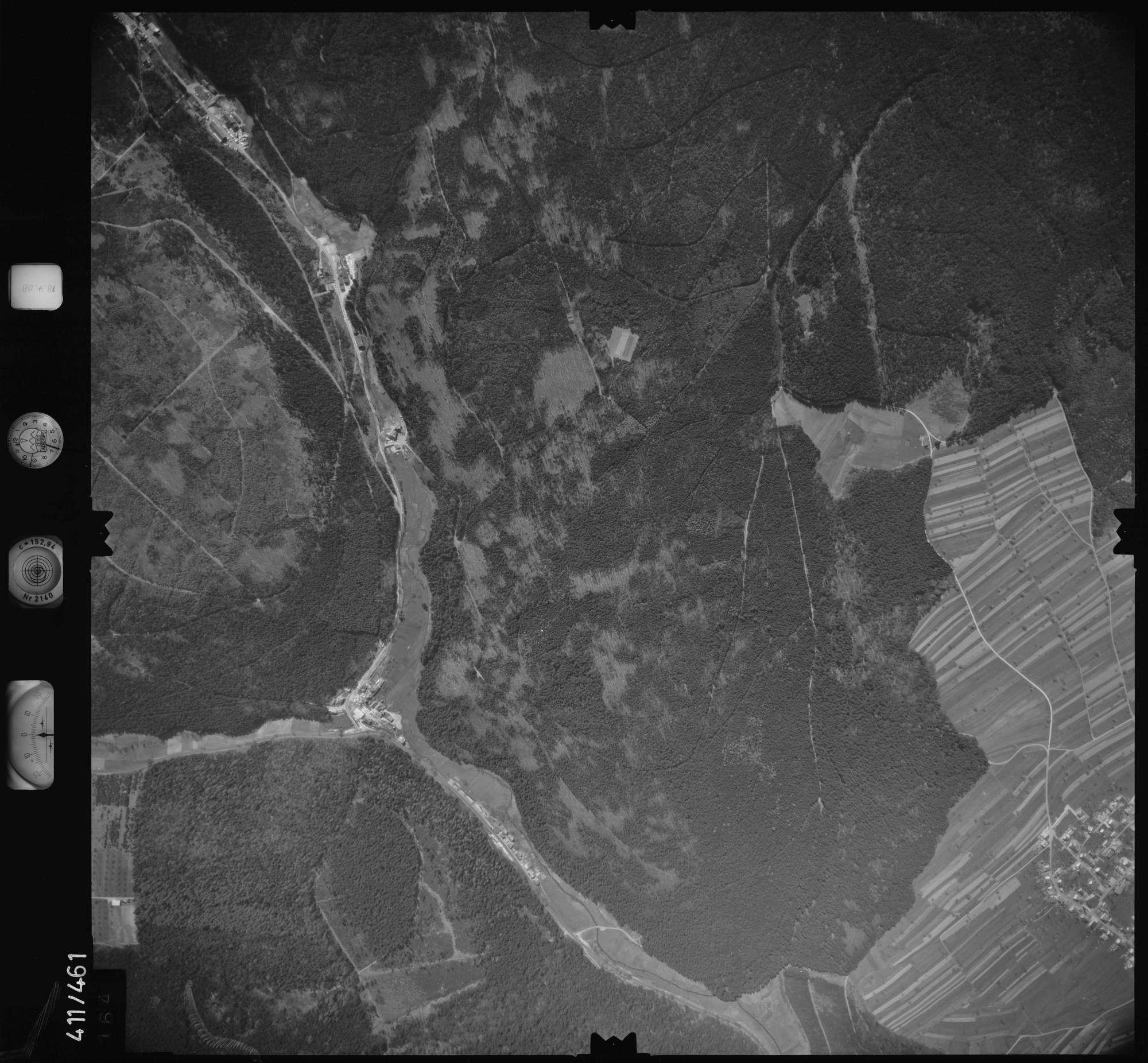 Luftbild: Film 4 Bildnr. 164, Bild 1