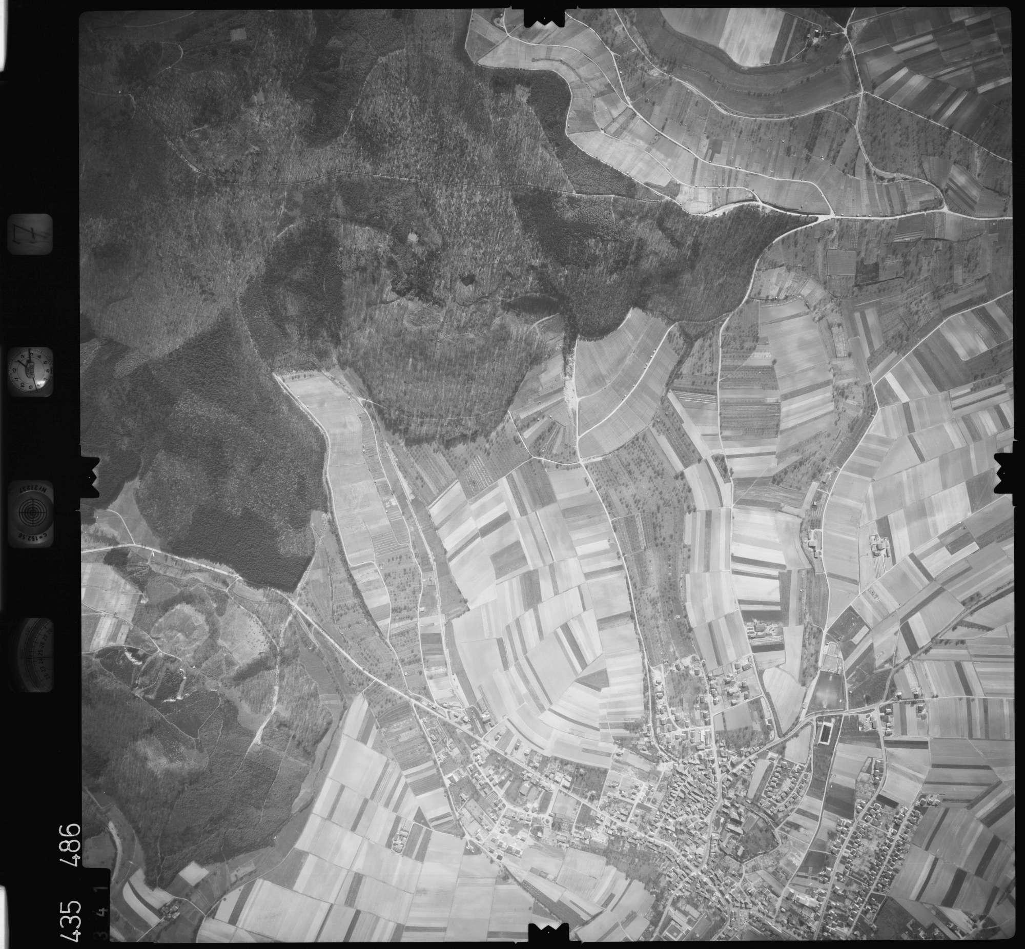 Luftbild: Film 7 Bildnr. 341, Bild 1