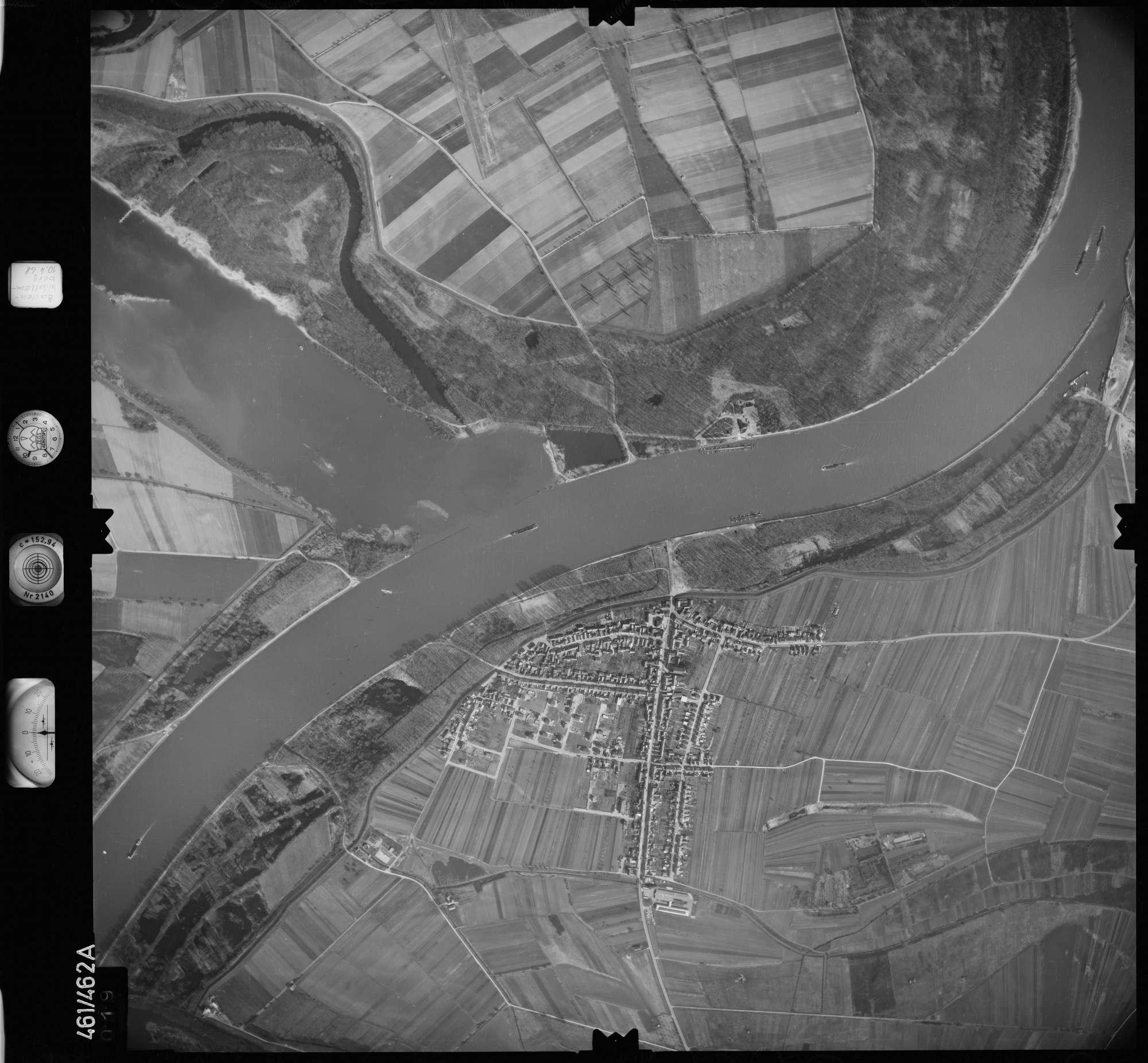Luftbild: Film 103 Bildnr. 19, Bild 1