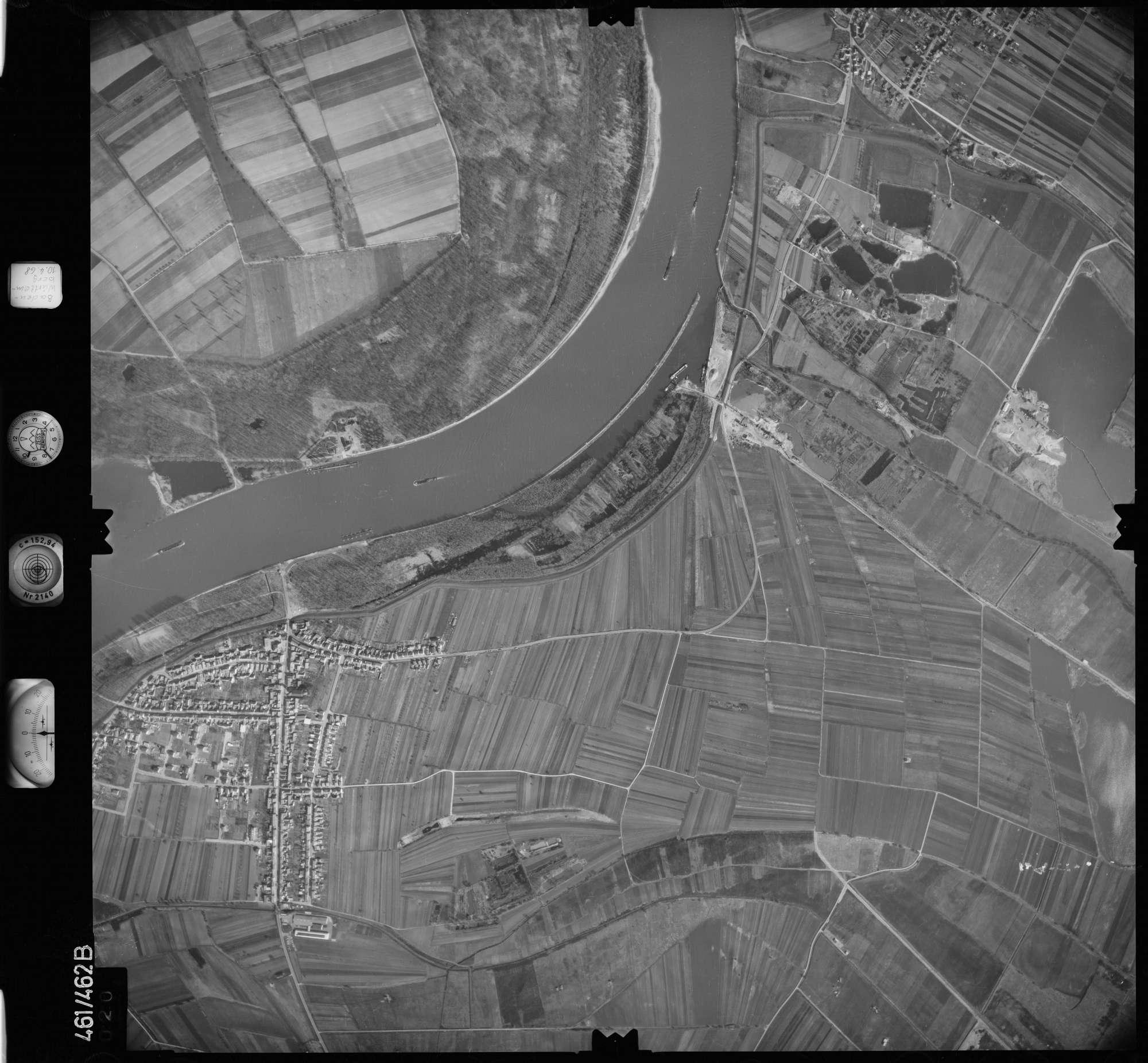 Luftbild: Film 103 Bildnr. 20, Bild 1