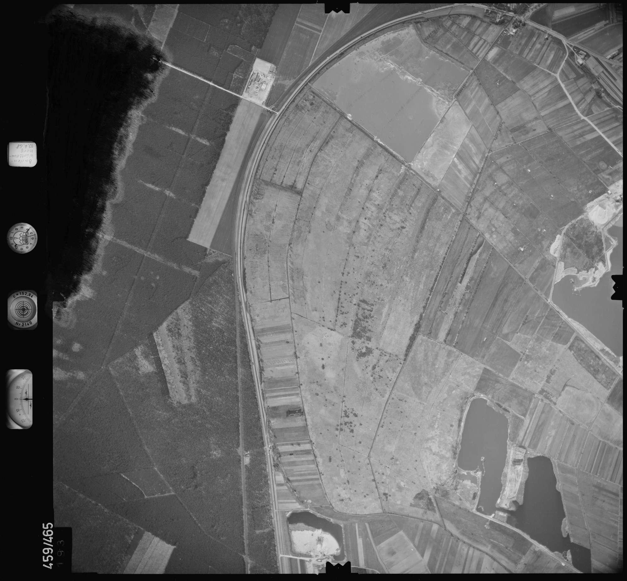 Luftbild: Film 103 Bildnr. 193, Bild 1
