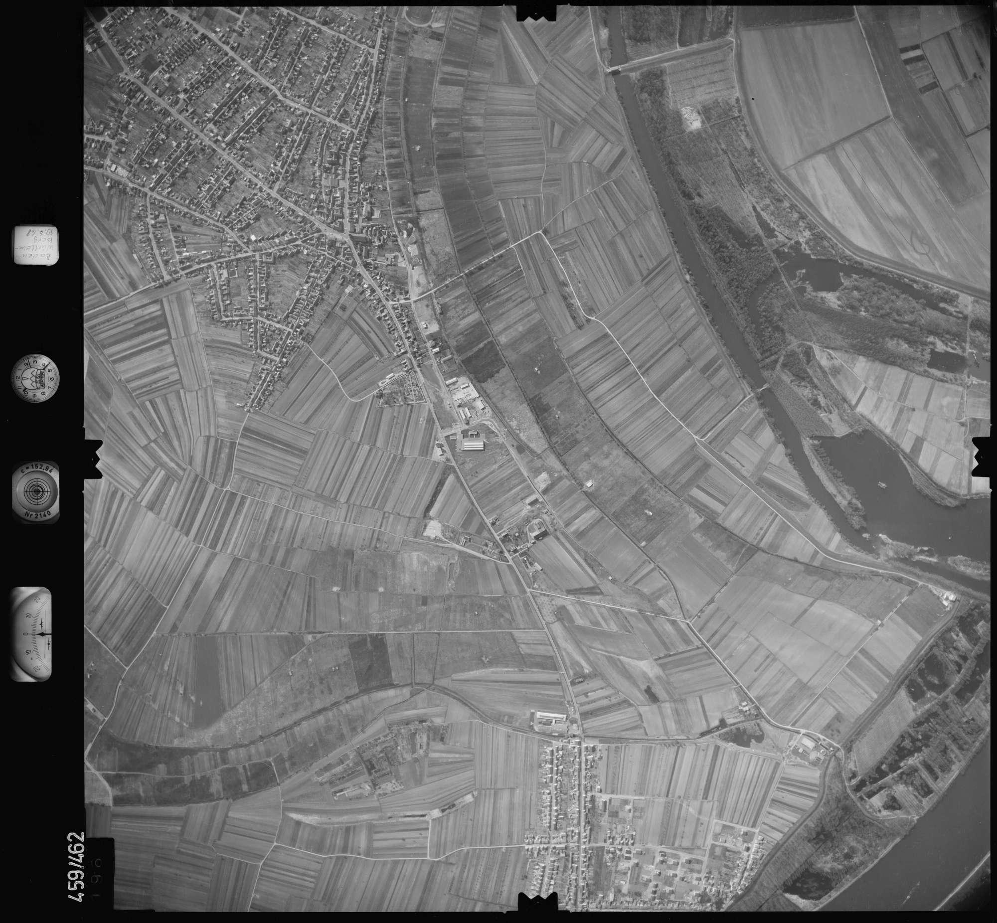 Luftbild: Film 103 Bildnr. 196, Bild 1