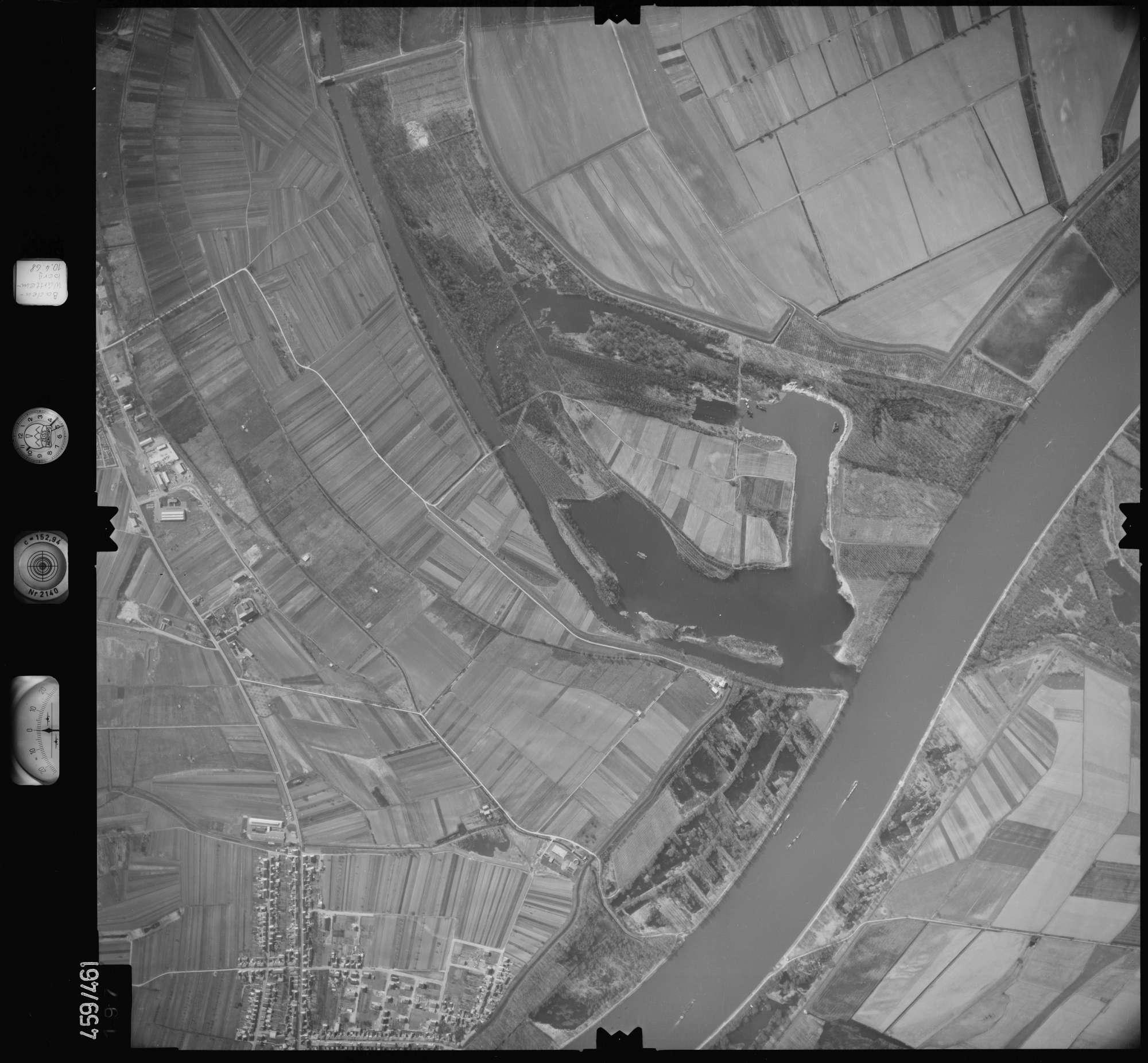Luftbild: Film 103 Bildnr. 197, Bild 1