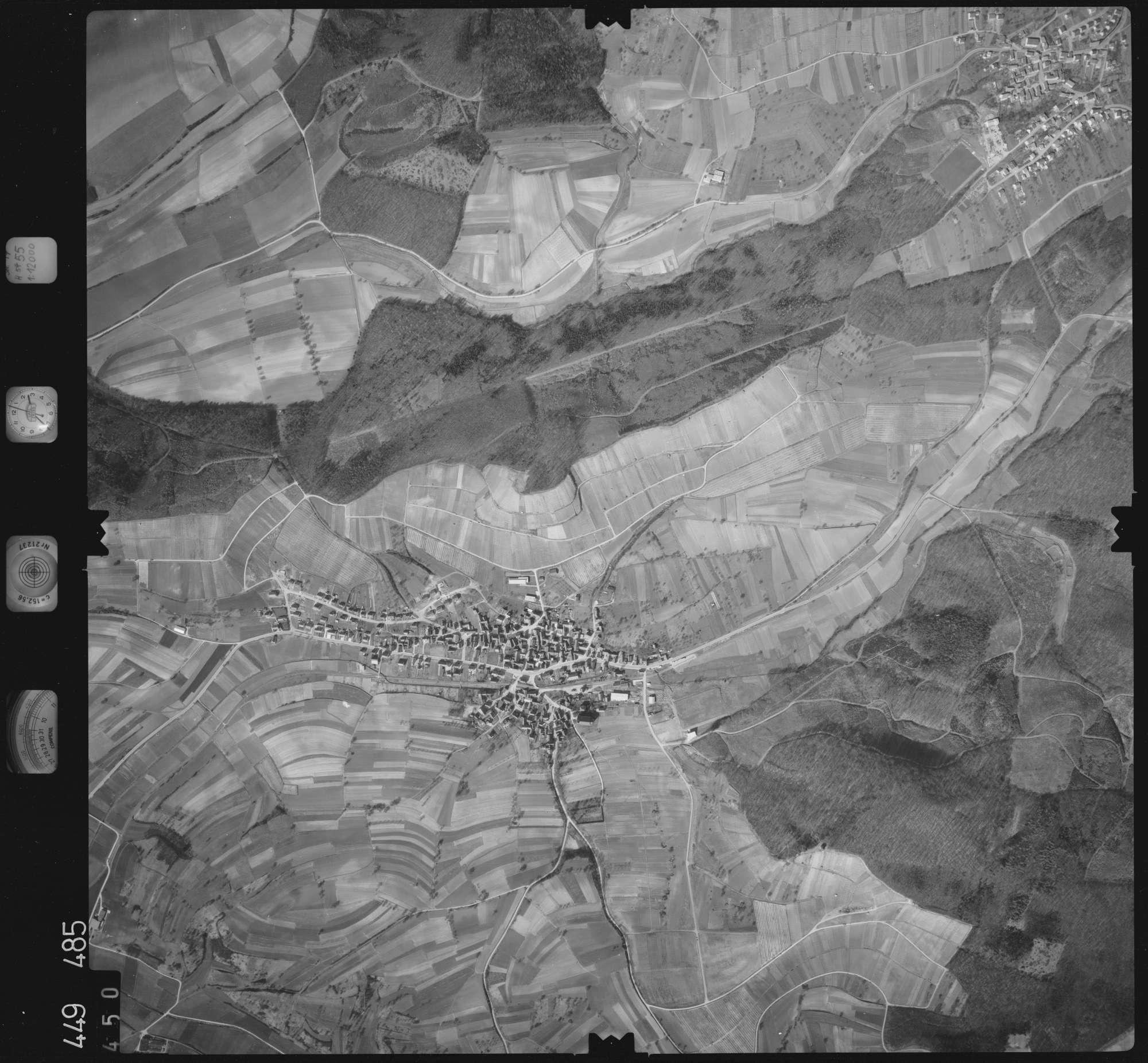 Luftbild: Film 14 Bildnr. 450, Bild 1