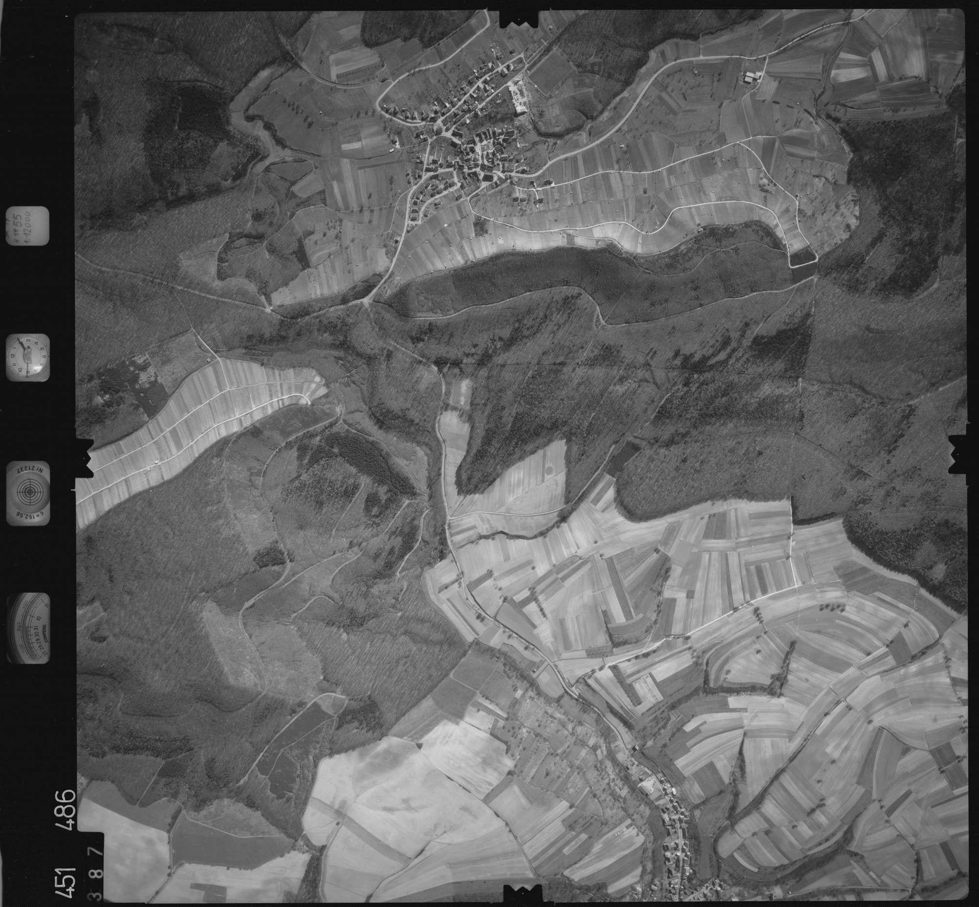 Luftbild: Film 15 Bildnr. 387, Bild 1