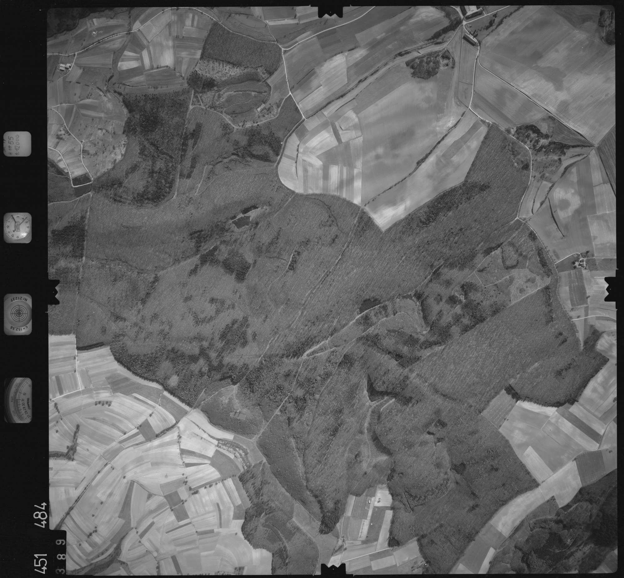 Luftbild: Film 15 Bildnr. 389, Bild 1