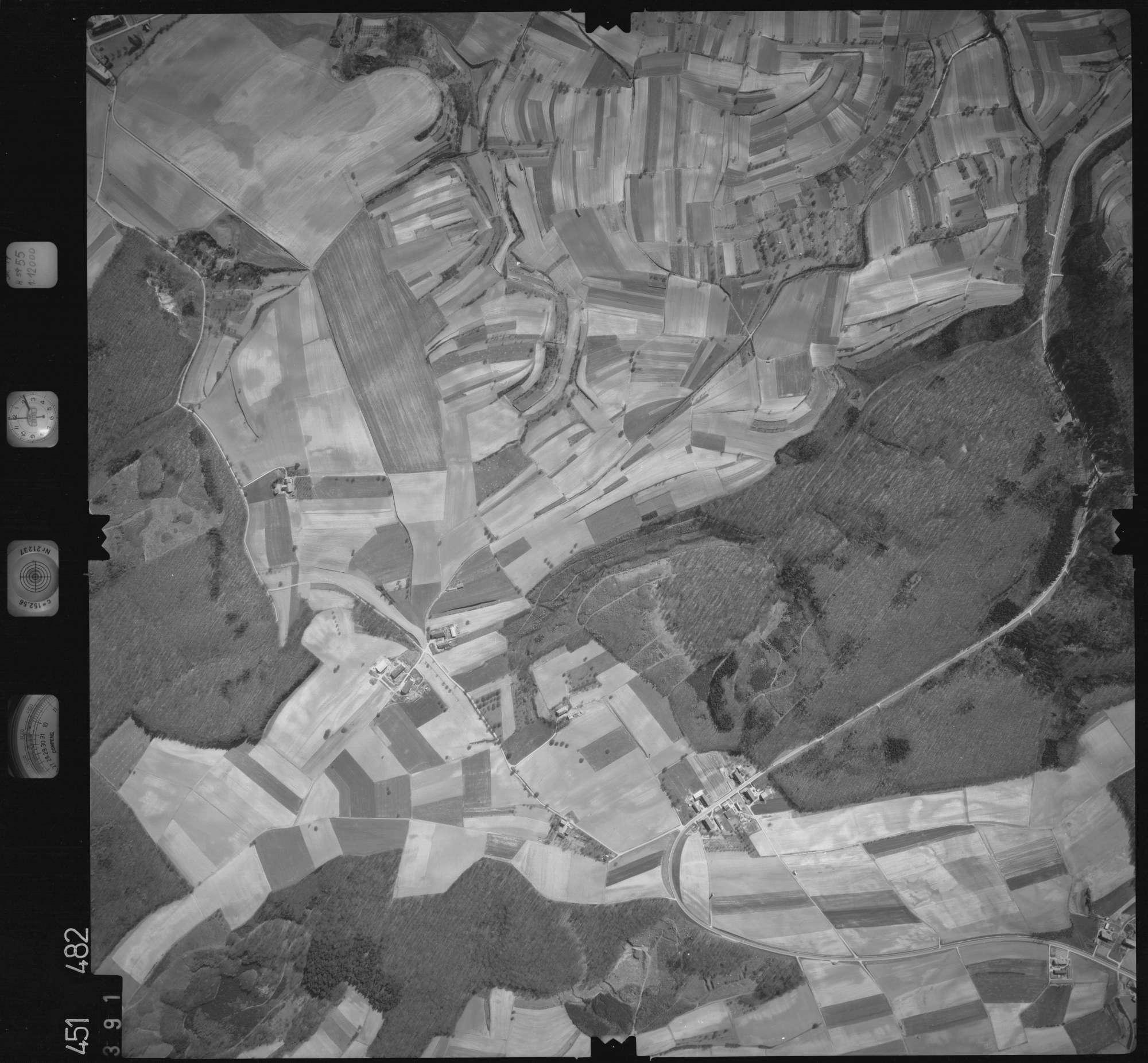 Luftbild: Film 15 Bildnr. 391, Bild 1