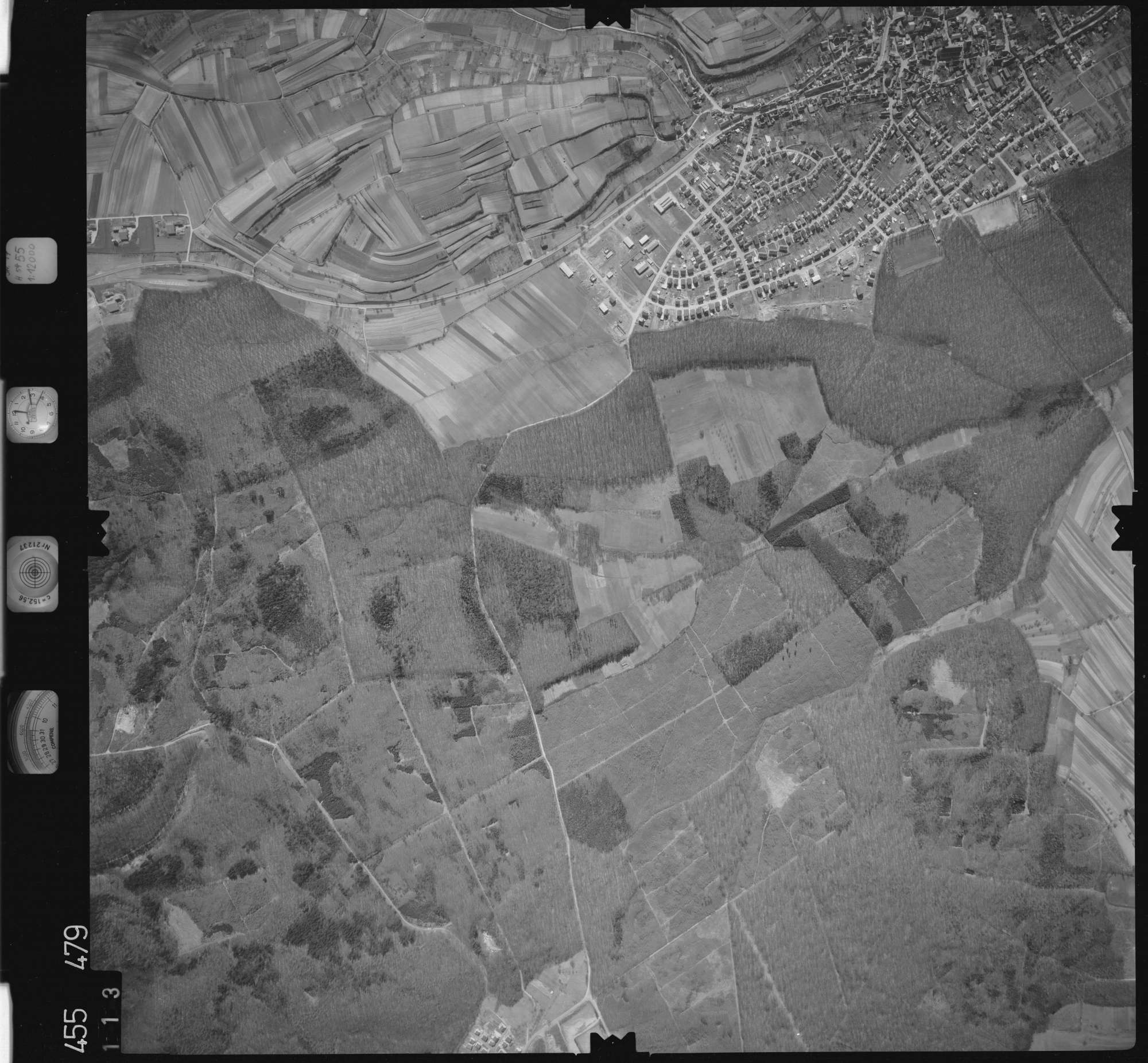 Luftbild: Film 17 Bildnr. 113, Bild 1
