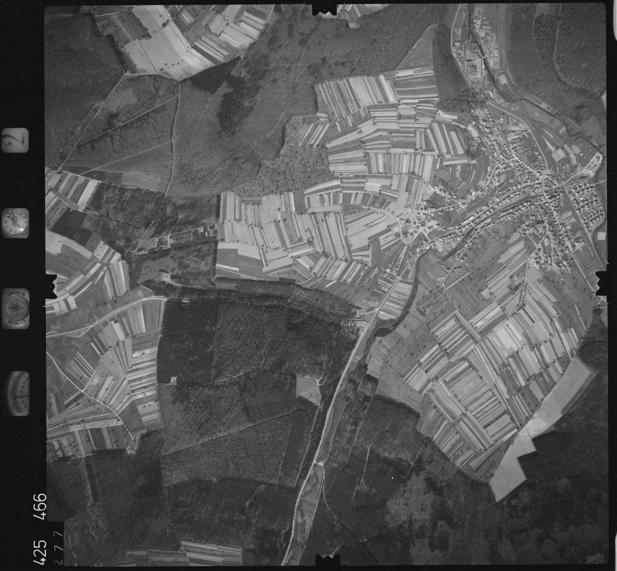 Luftbild: Film 2 Bildnr. 277, Bild 1