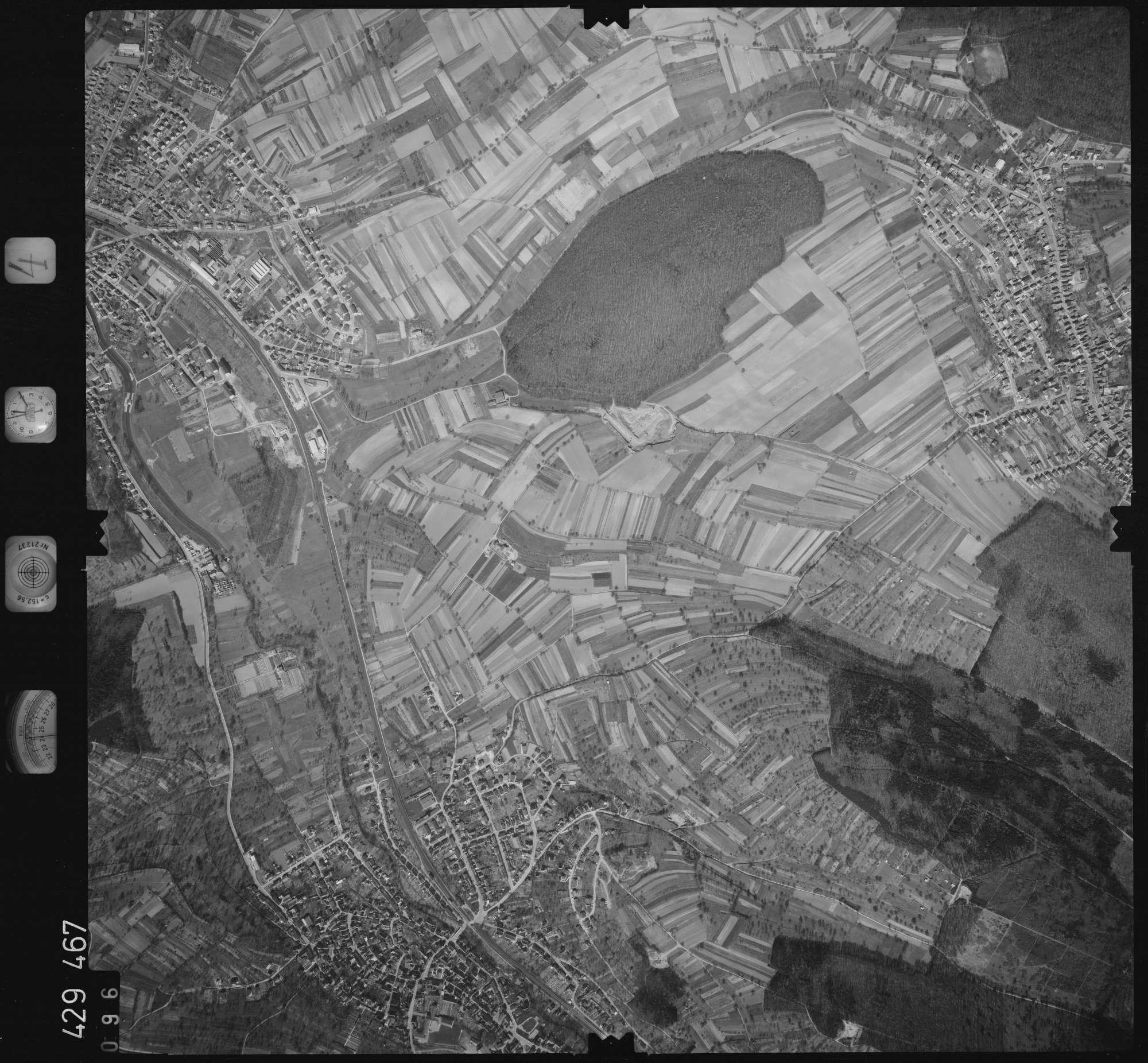 Luftbild: Film 4 Bildnr. 96, Bild 1