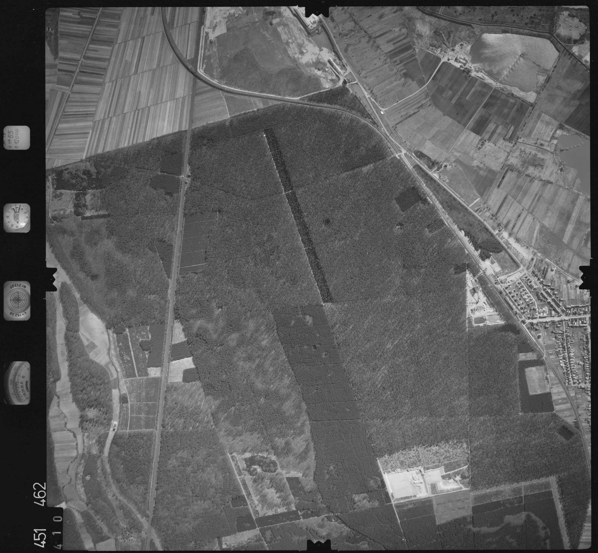 Luftbild: Film 15 Bildnr. 410, Bild 1