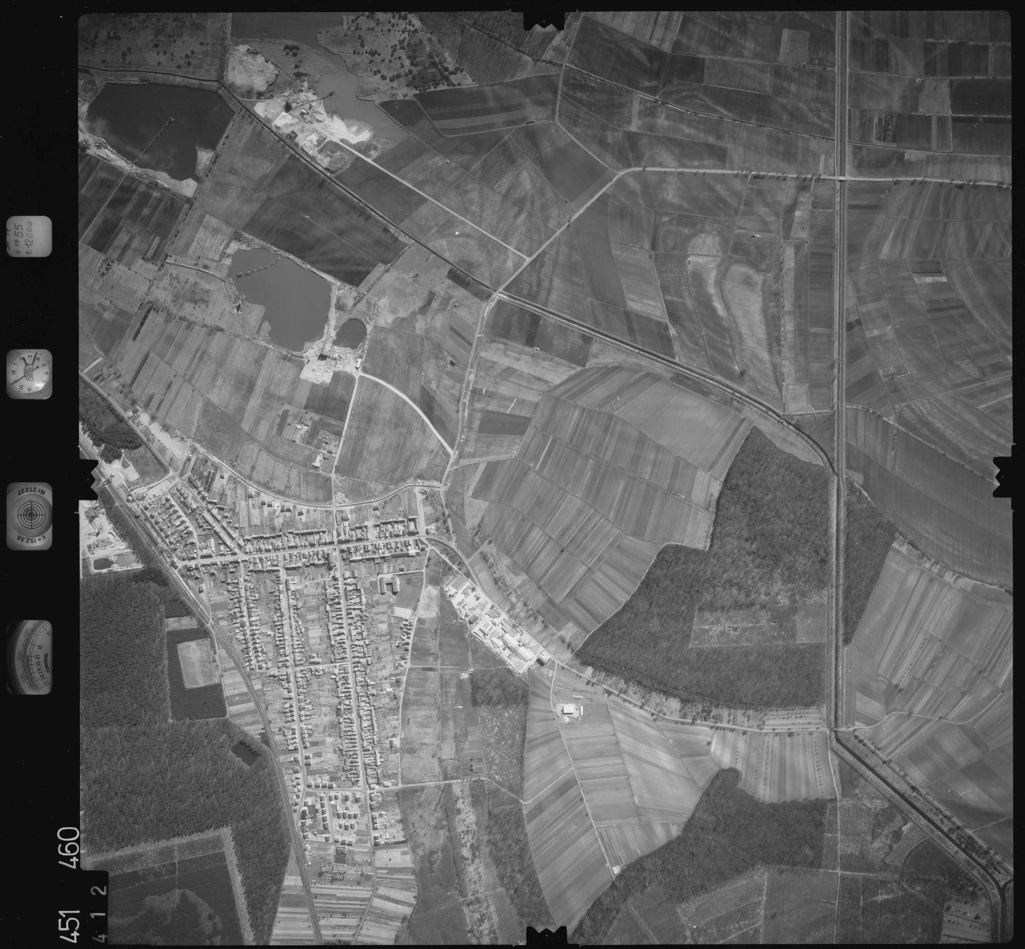 Luftbild: Film 15 Bildnr. 412, Bild 1