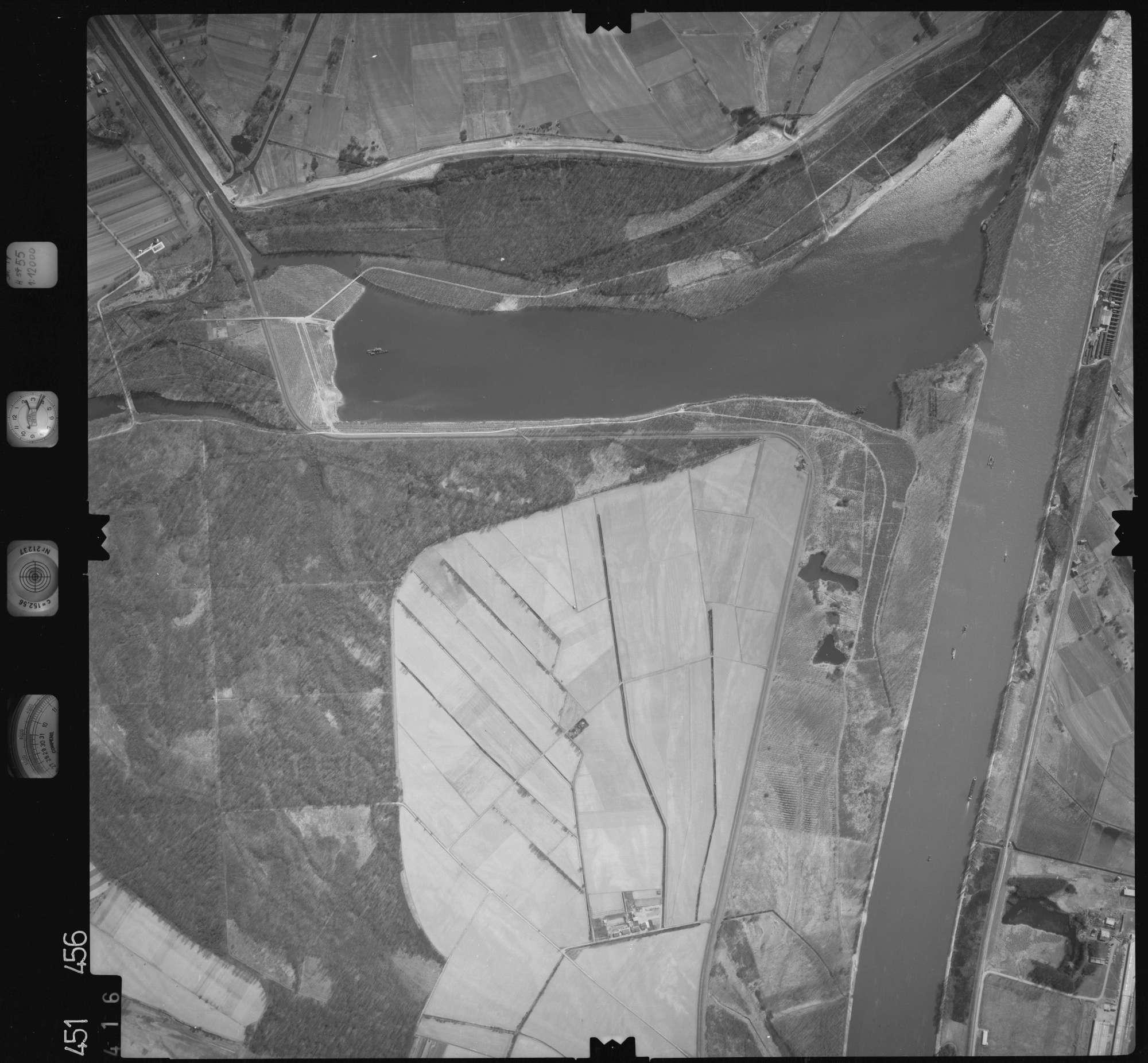 Luftbild: Film 15 Bildnr. 416, Bild 1
