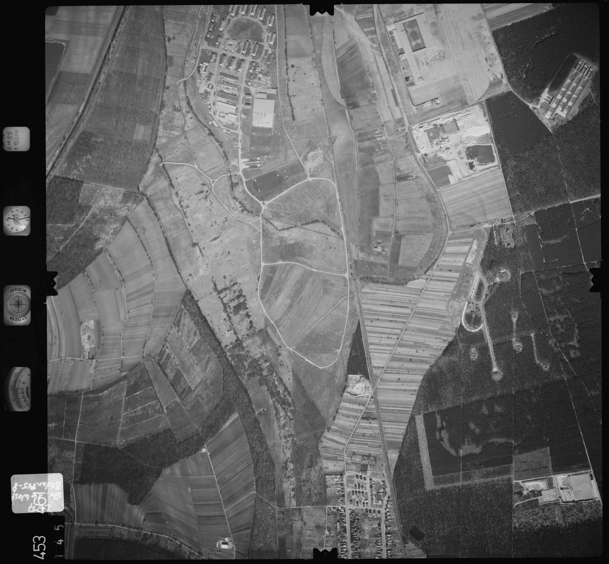 Luftbild: Film 16 Bildnr. 145, Bild 1