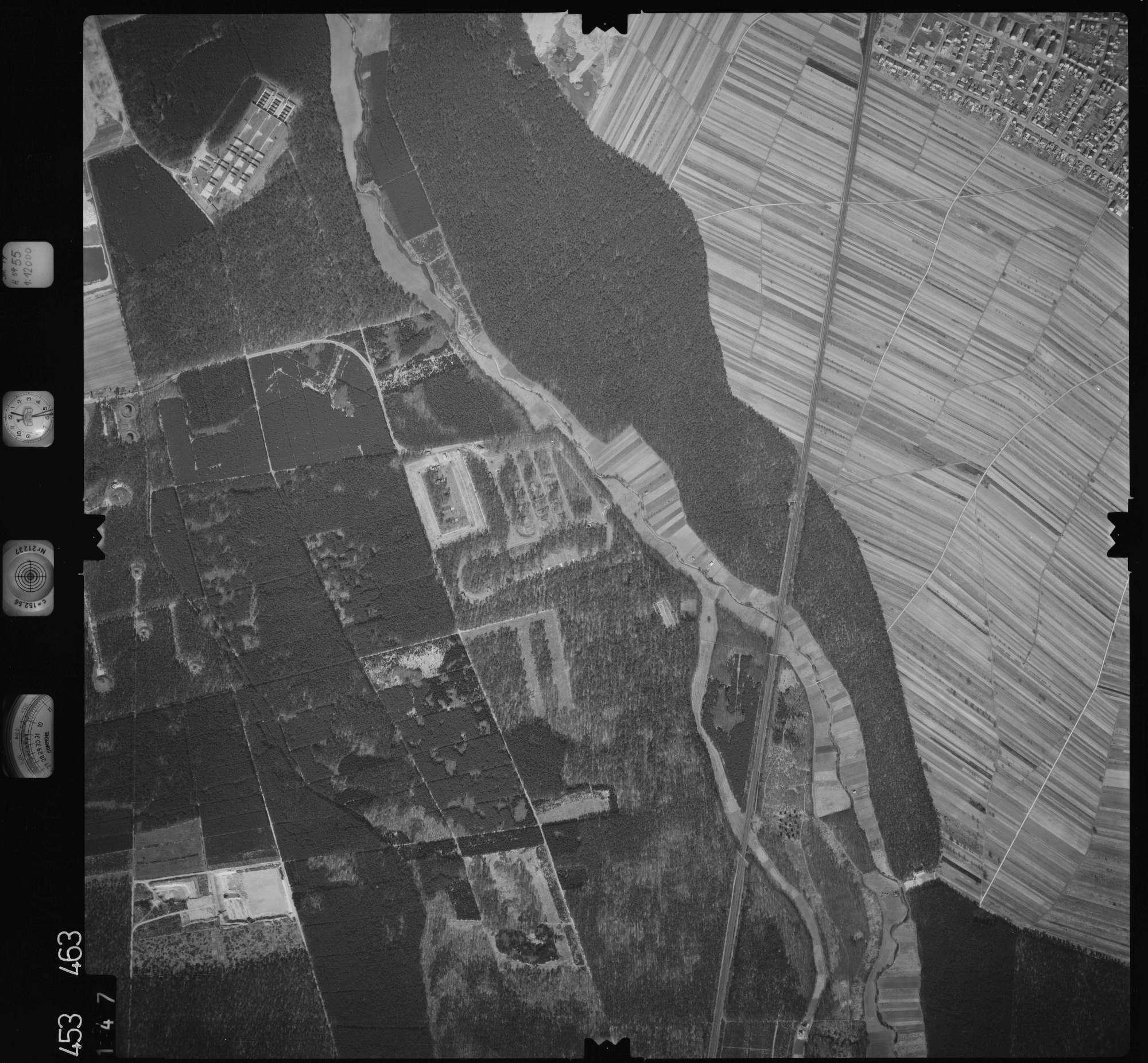 Luftbild: Film 16 Bildnr. 147, Bild 1