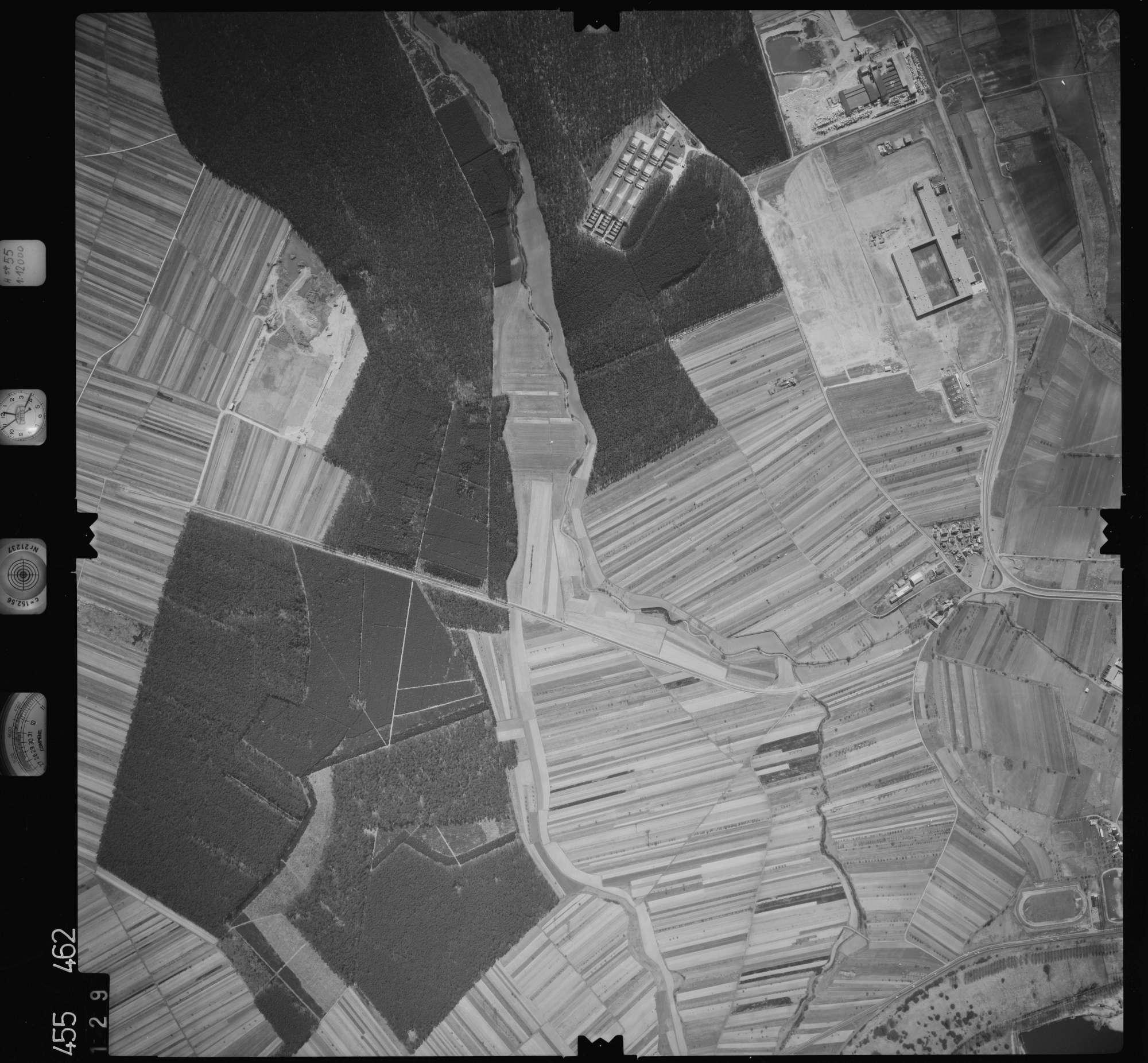 Luftbild: Film 17 Bildnr. 129, Bild 1