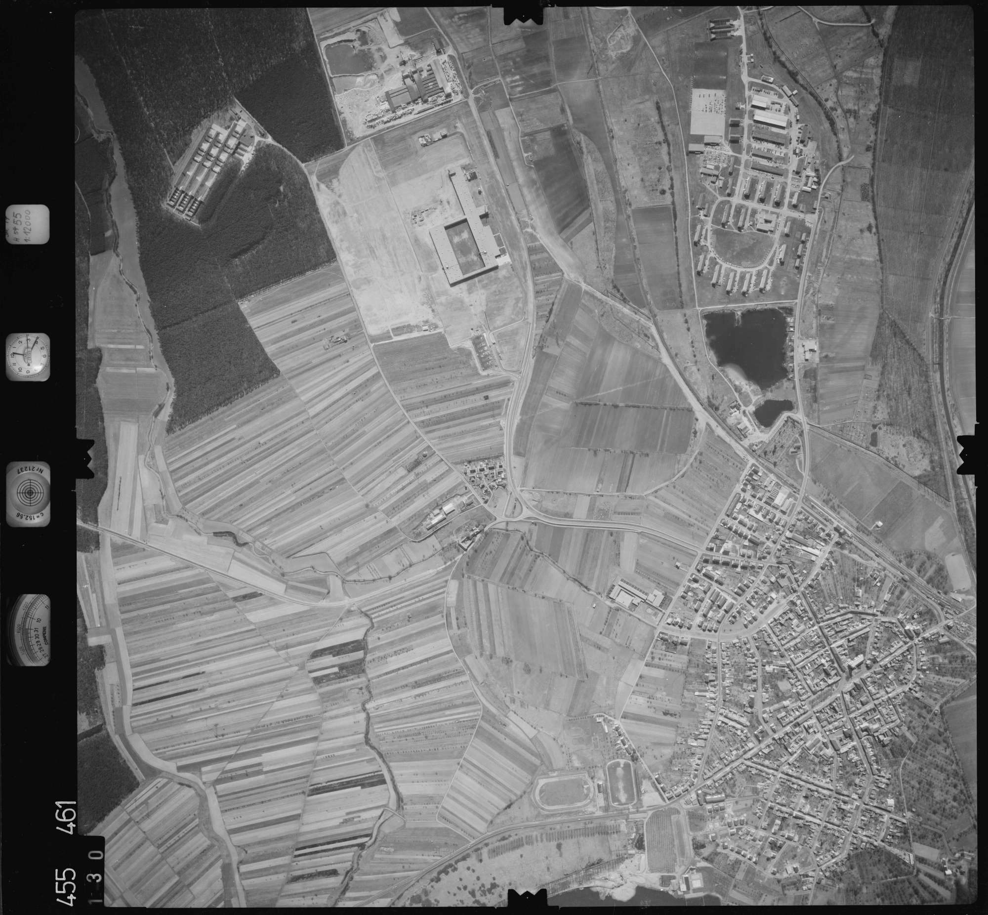 Luftbild: Film 17 Bildnr. 130, Bild 1