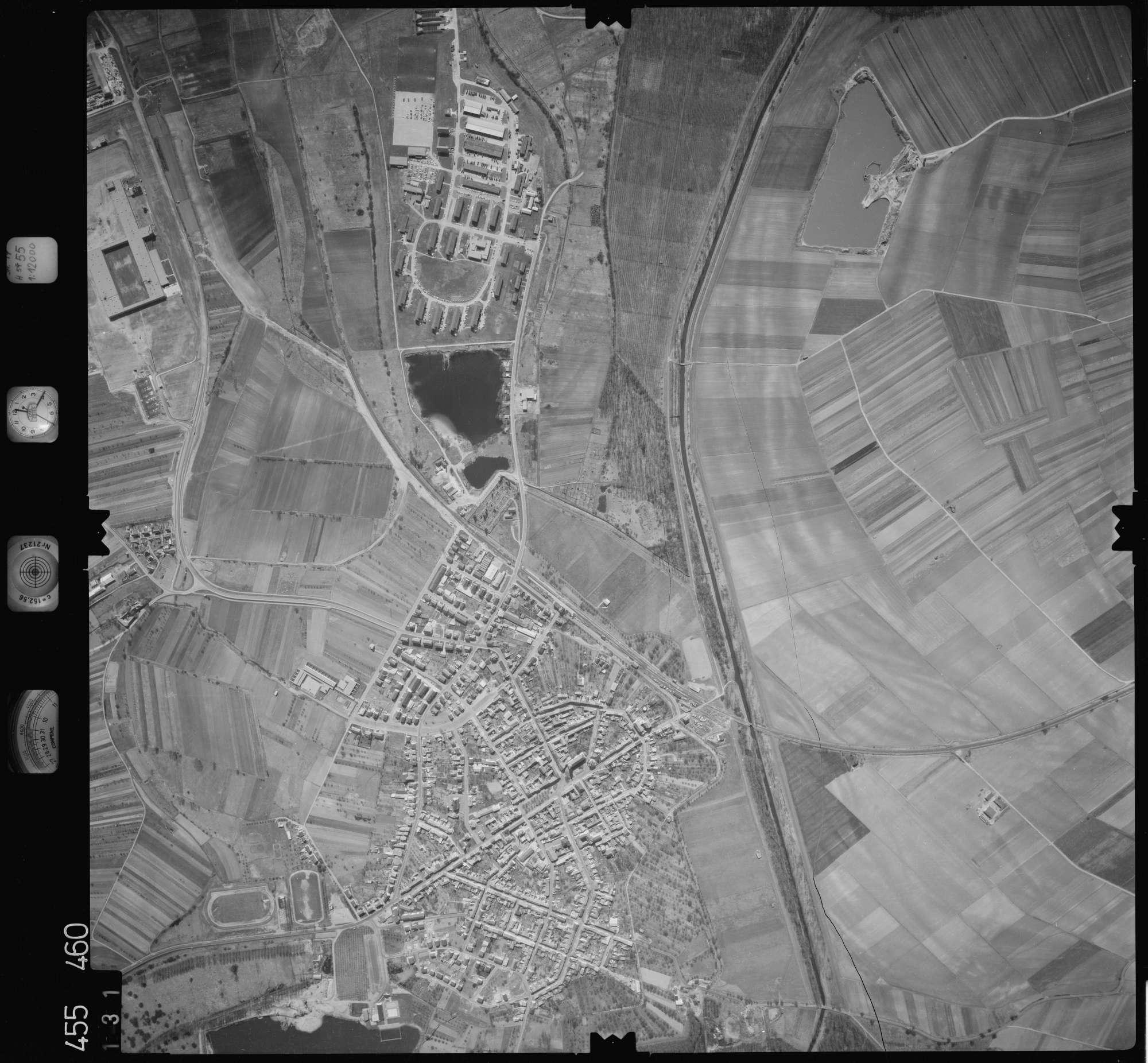 Luftbild: Film 17 Bildnr. 131, Bild 1