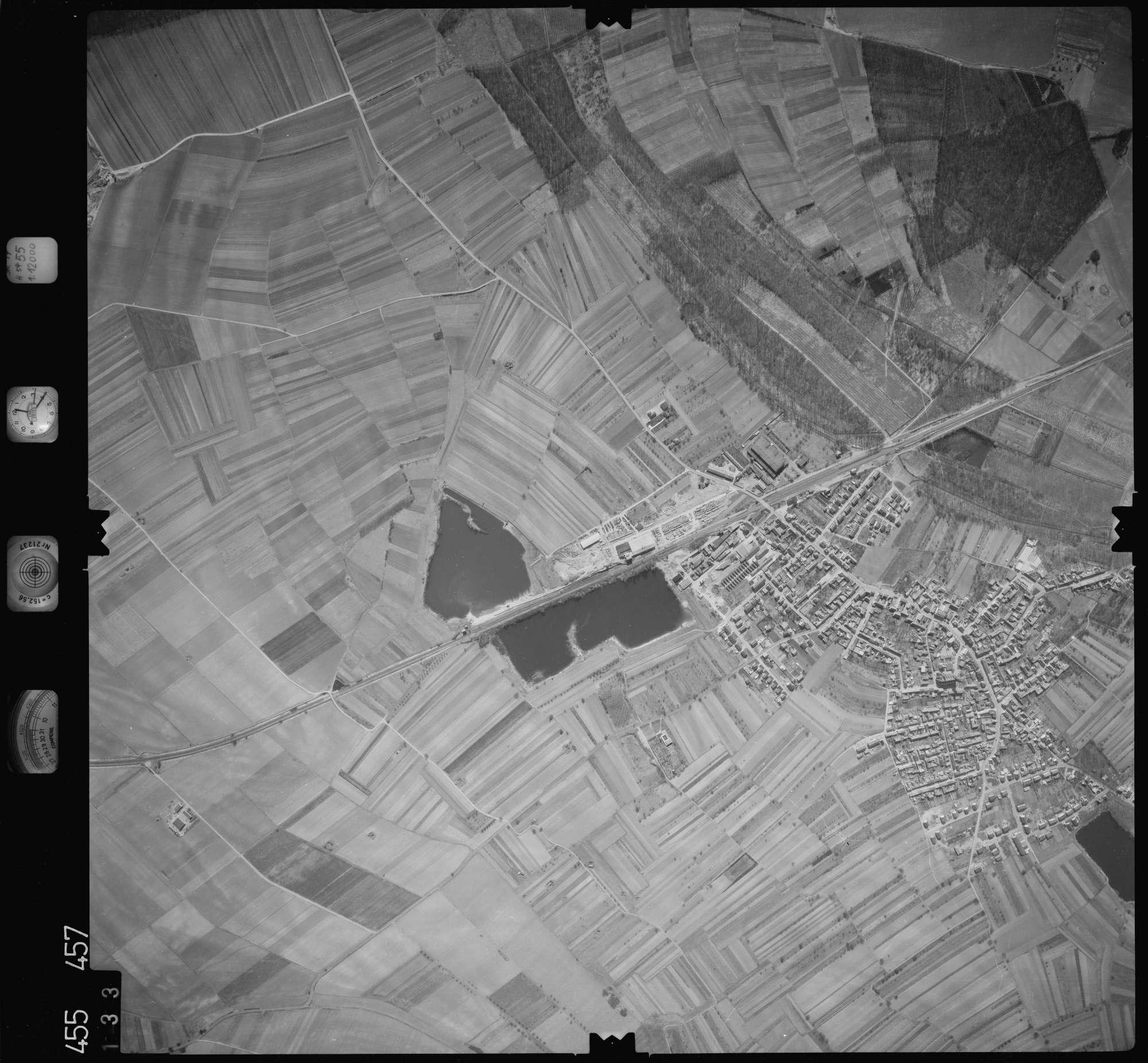 Luftbild: Film 17 Bildnr. 133, Bild 1