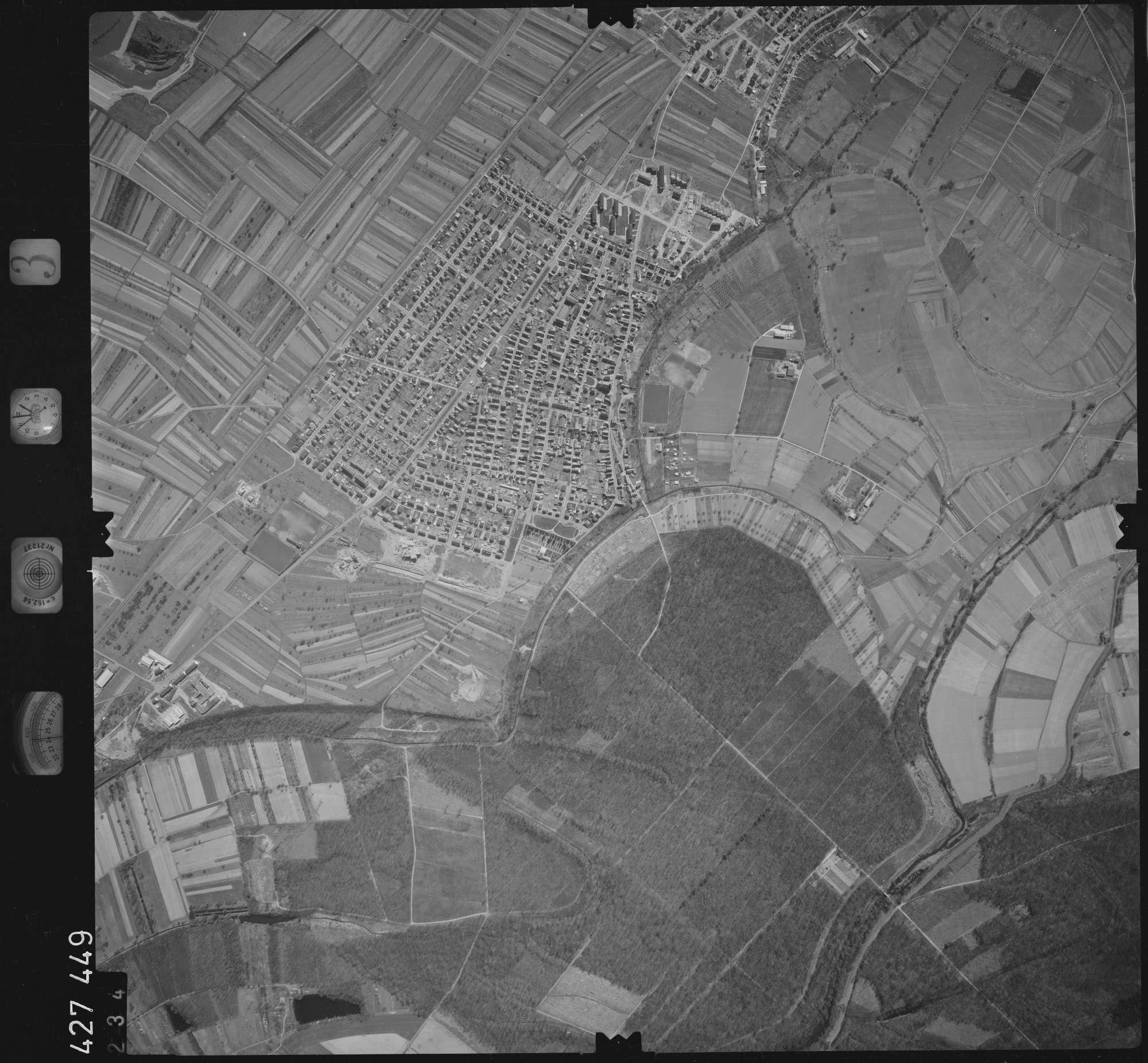 Luftbild: Film 3 Bildnr. 234, Bild 1