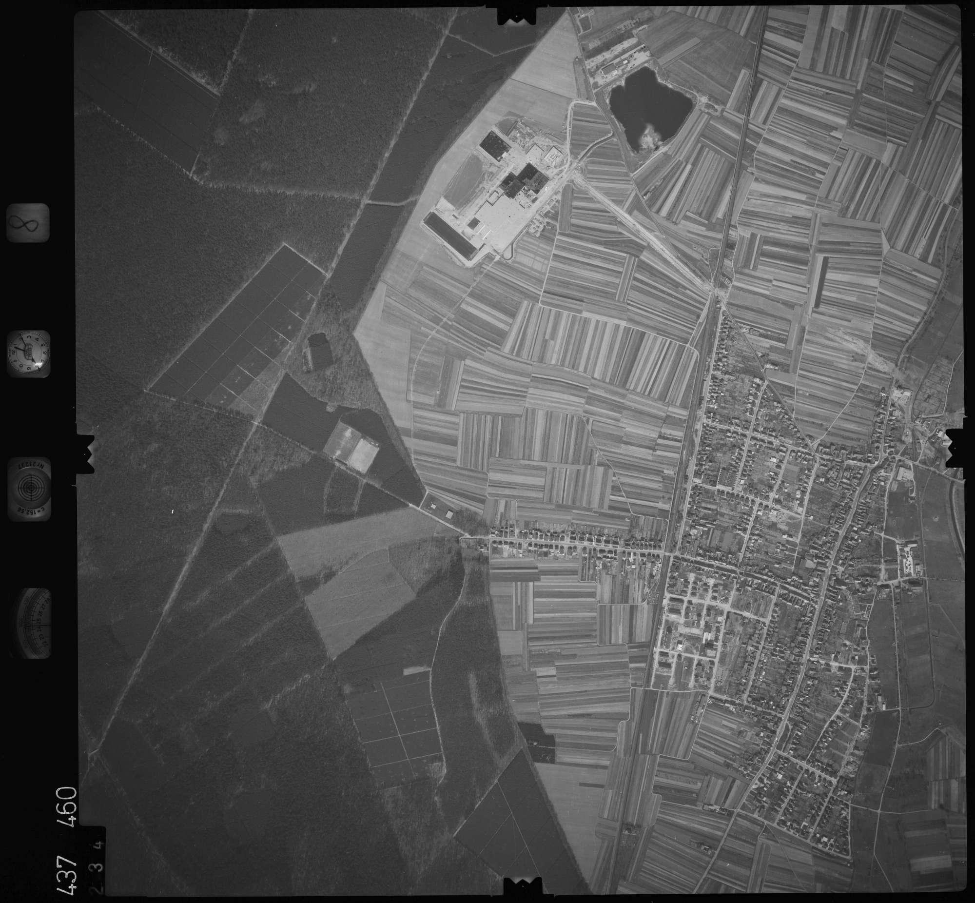 Luftbild: Film 8 Bildnr. 234, Bild 1