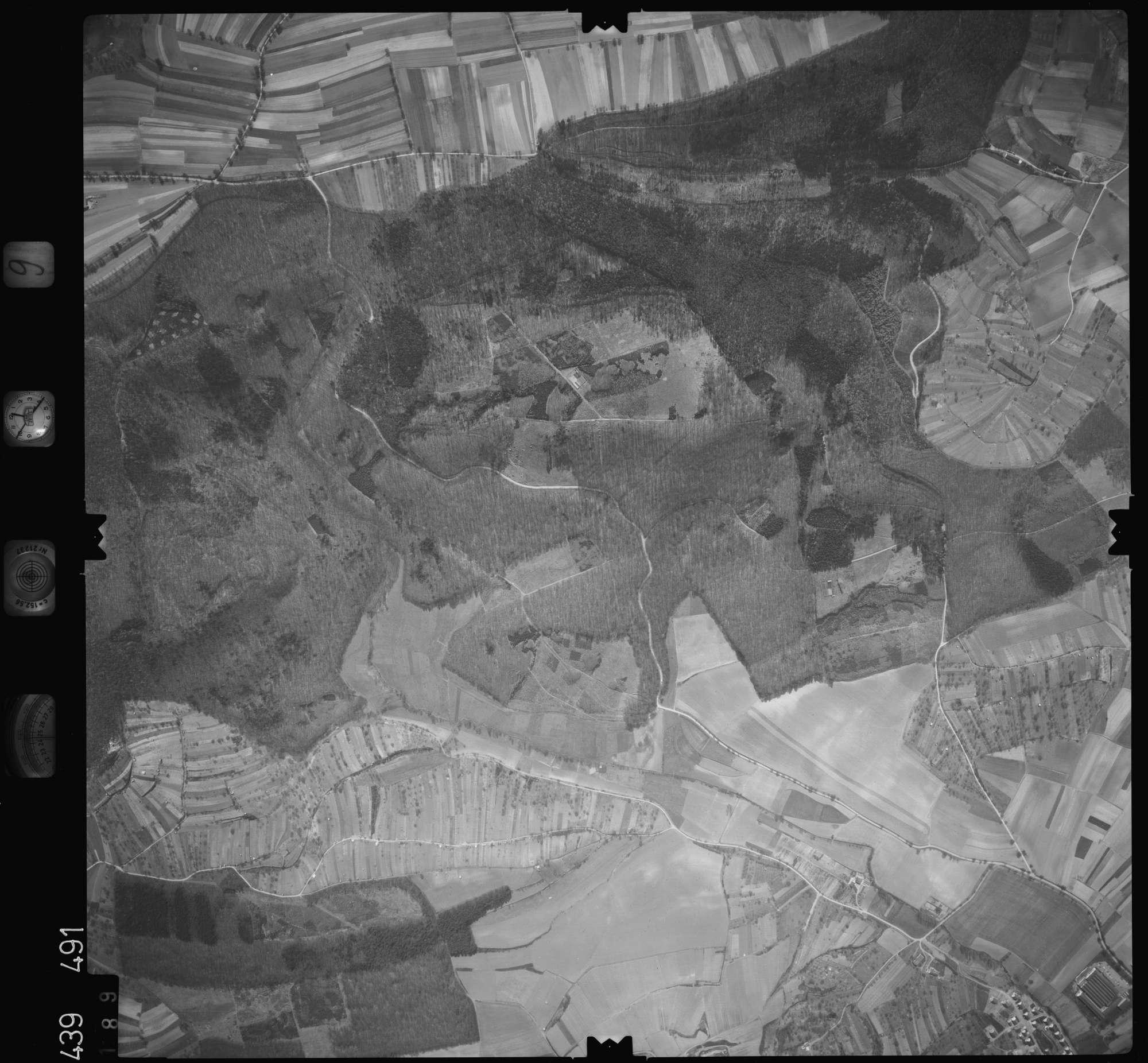 Luftbild: Film 9 Bildnr. 189, Bild 1