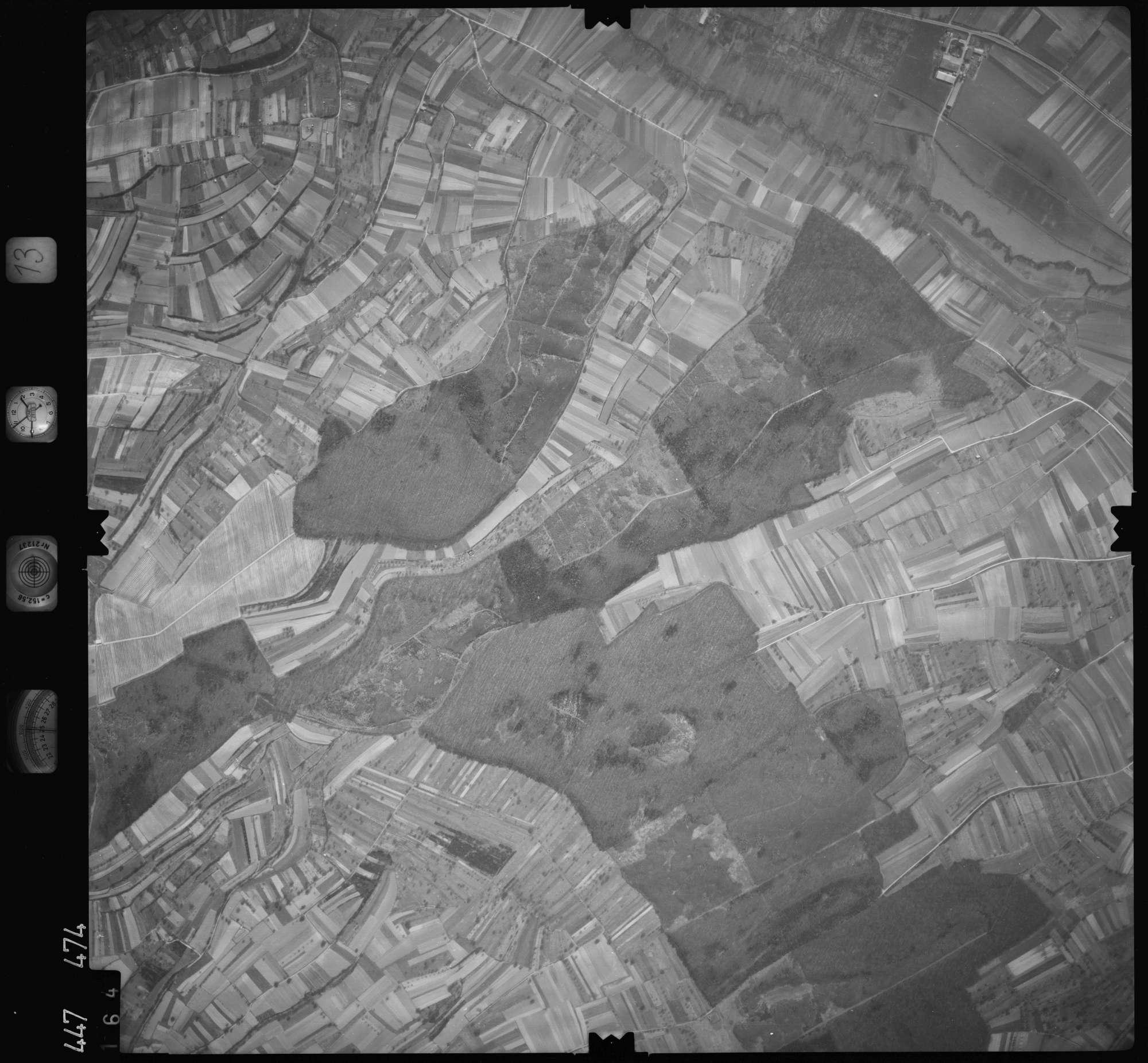 Luftbild: Film 13 Bildnr. 164, Bild 1