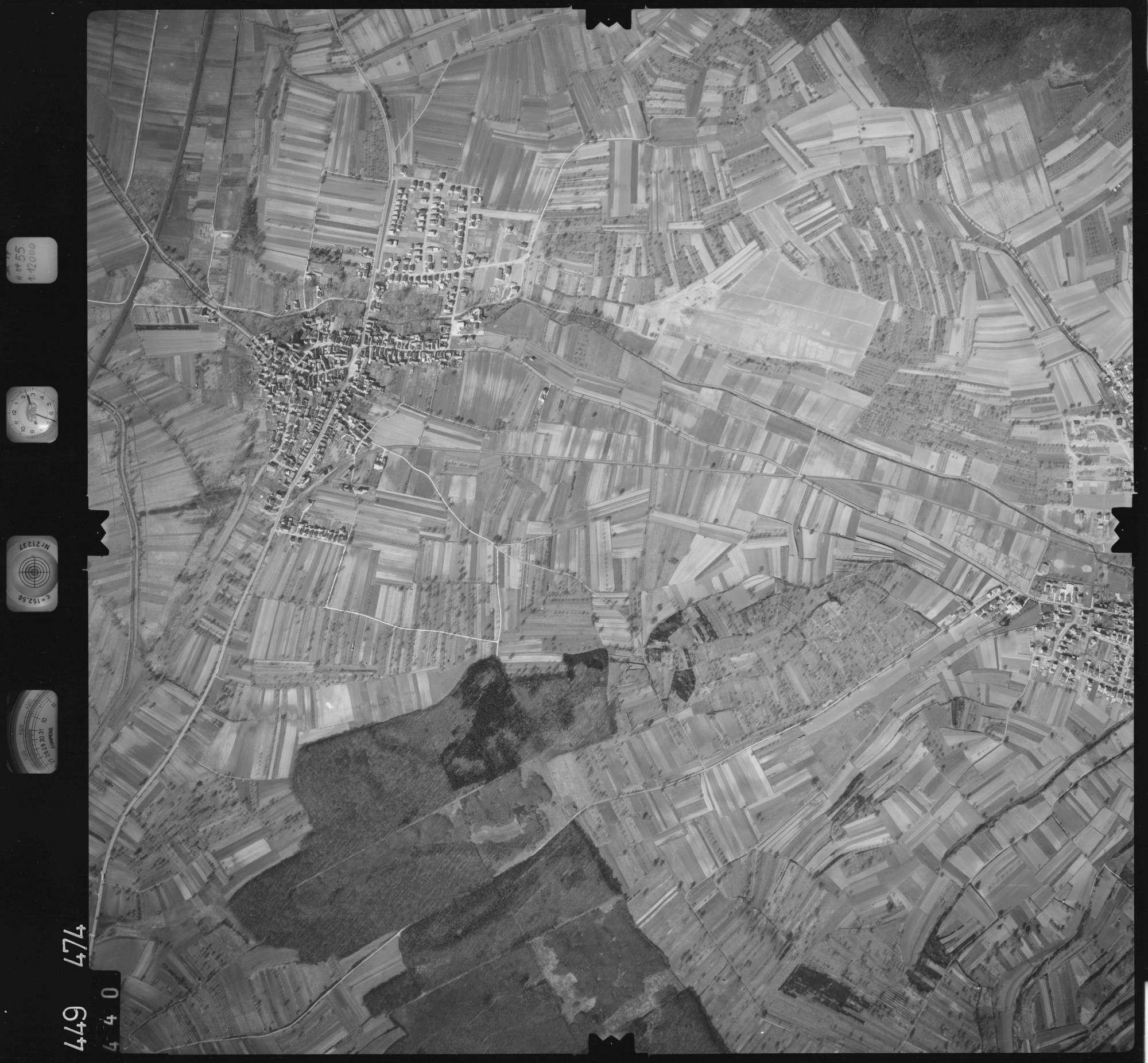 Luftbild: Film 14 Bildnr. 440, Bild 1