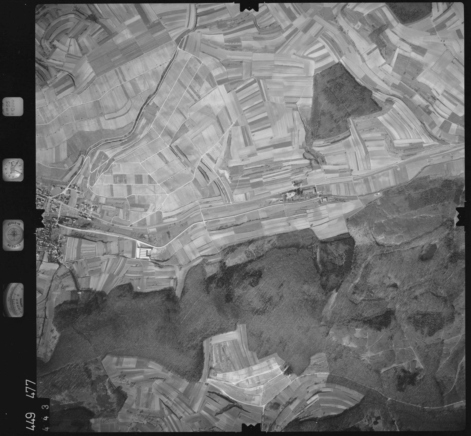 Luftbild: Film 14 Bildnr. 443, Bild 1