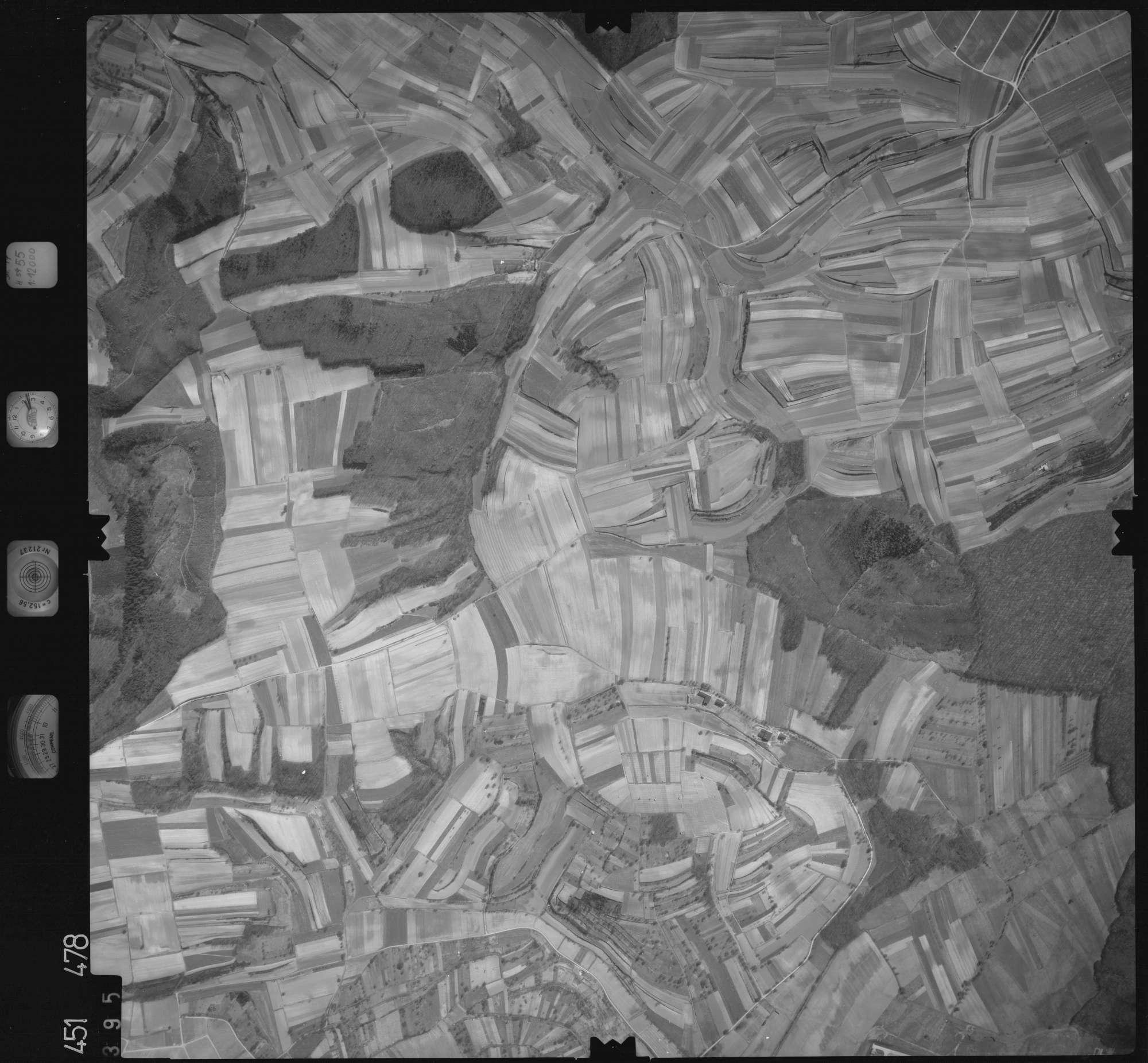Luftbild: Film 15 Bildnr. 395, Bild 1