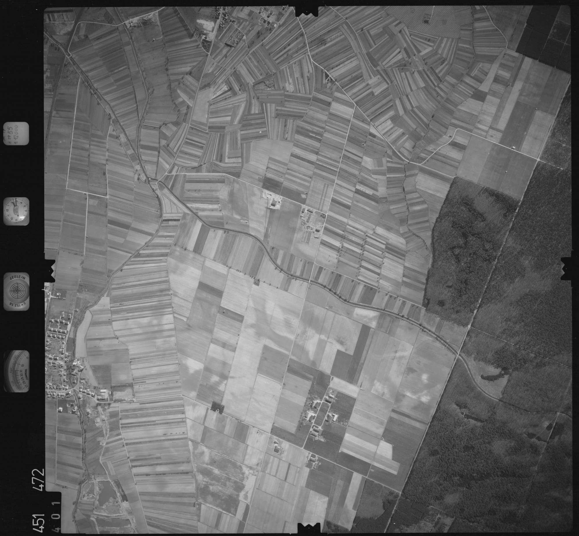 Luftbild: Film 15 Bildnr. 401, Bild 1