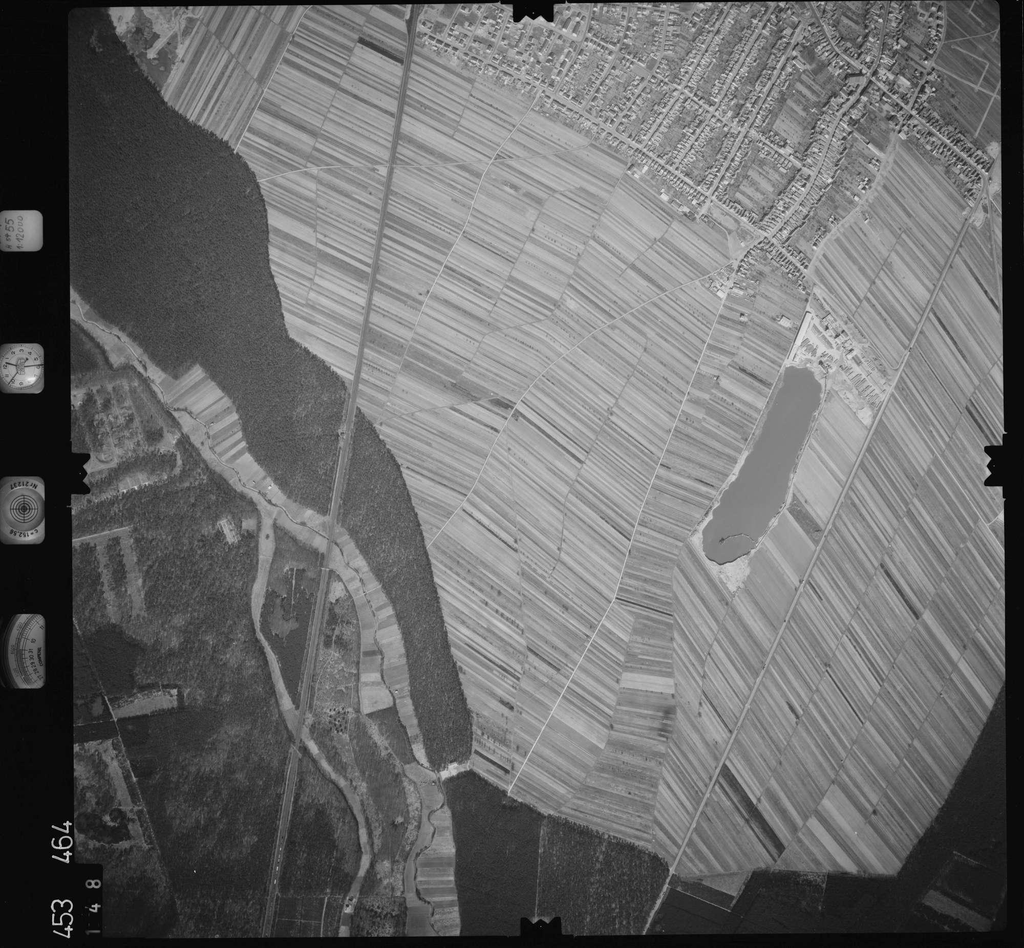 Luftbild: Film 16 Bildnr. 148, Bild 1
