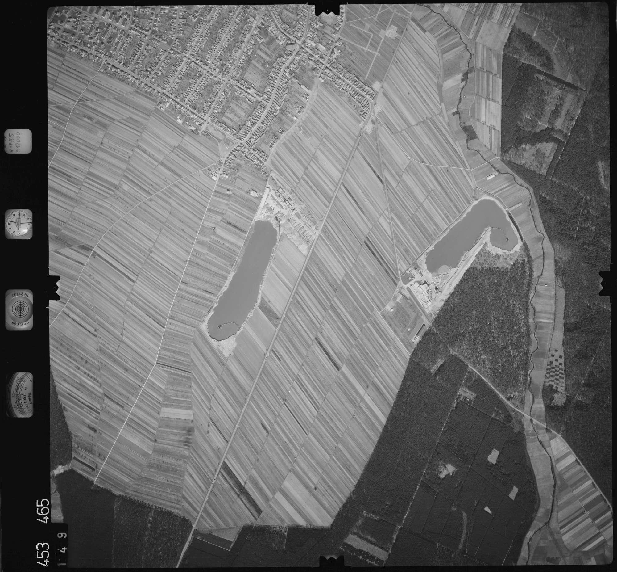 Luftbild: Film 16 Bildnr. 149, Bild 1