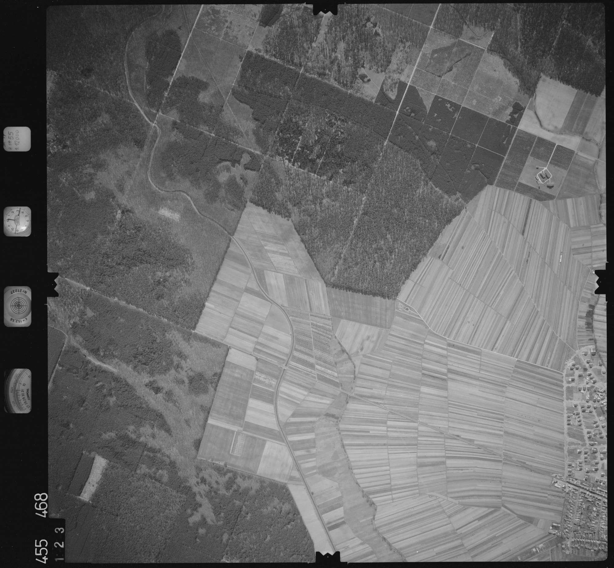 Luftbild: Film 17 Bildnr. 123, Bild 1