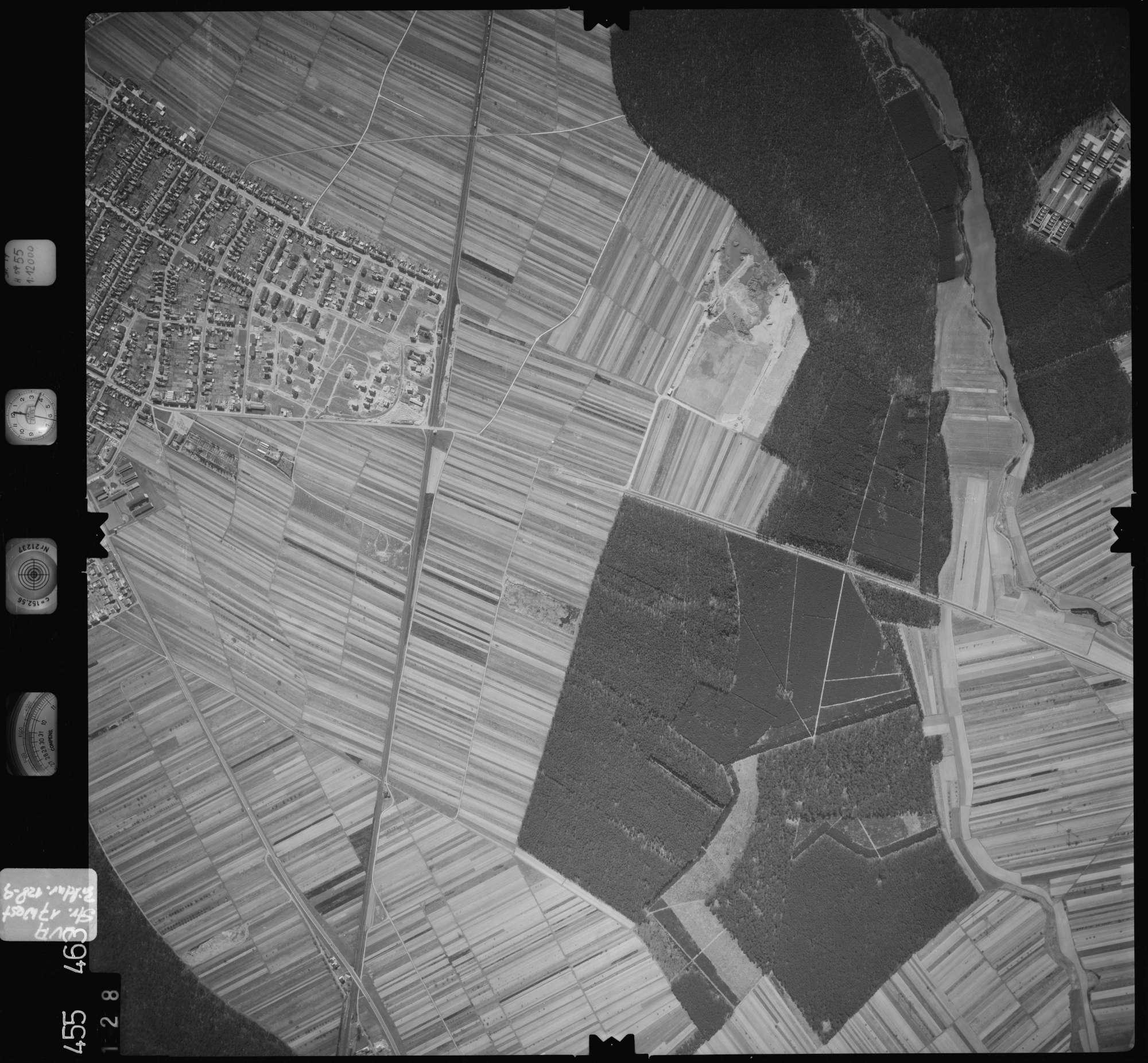 Luftbild: Film 17 Bildnr. 128, Bild 1