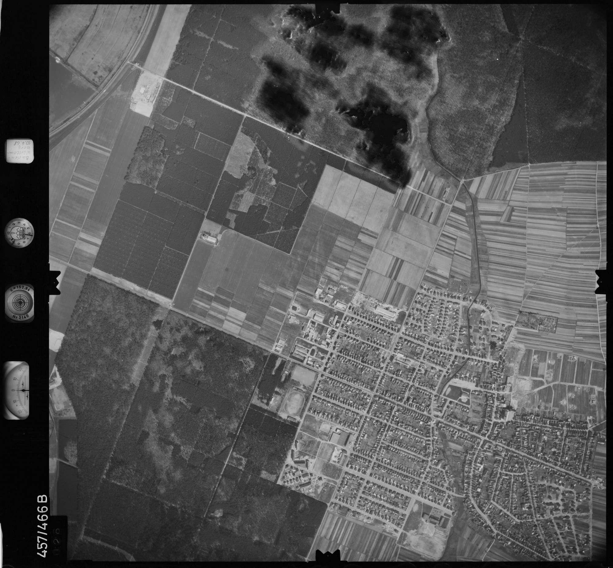 Luftbild: Film 104 Bildnr. 26, Bild 1