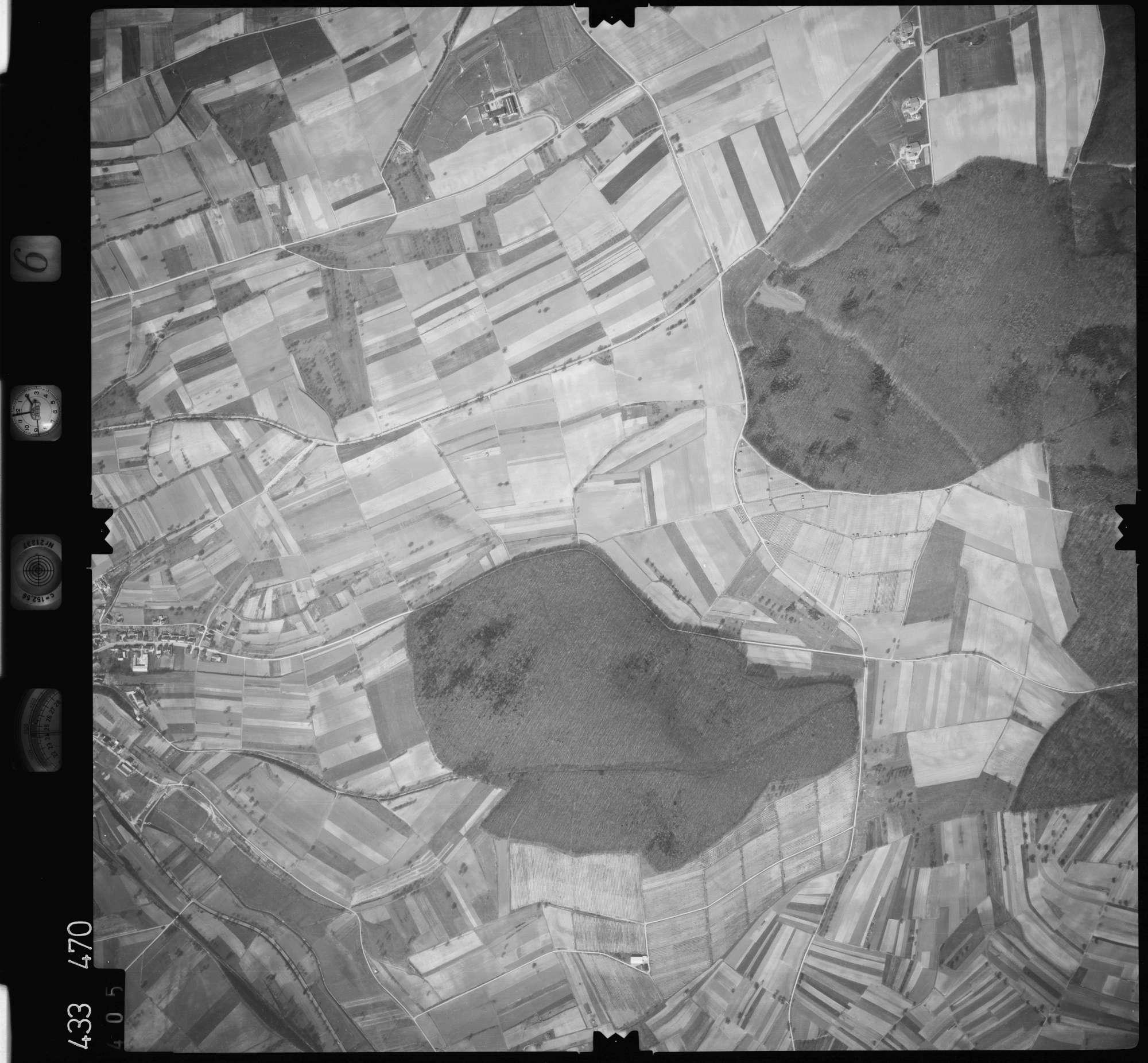 Luftbild: Film 6 Bildnr. 405, Bild 1