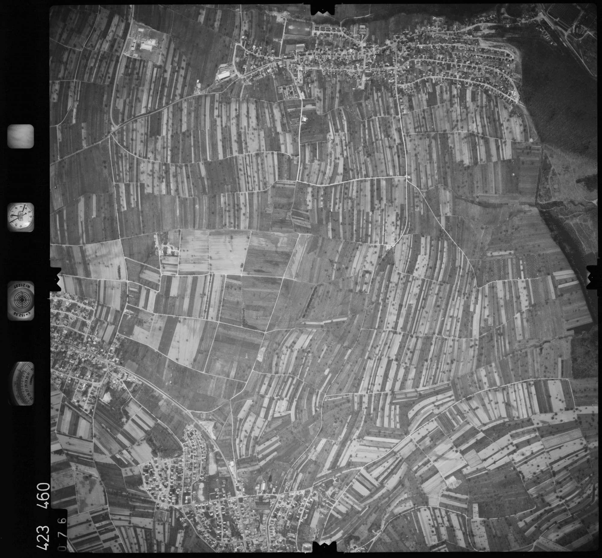 Luftbild: Film 1 Bildnr. 76, Bild 1