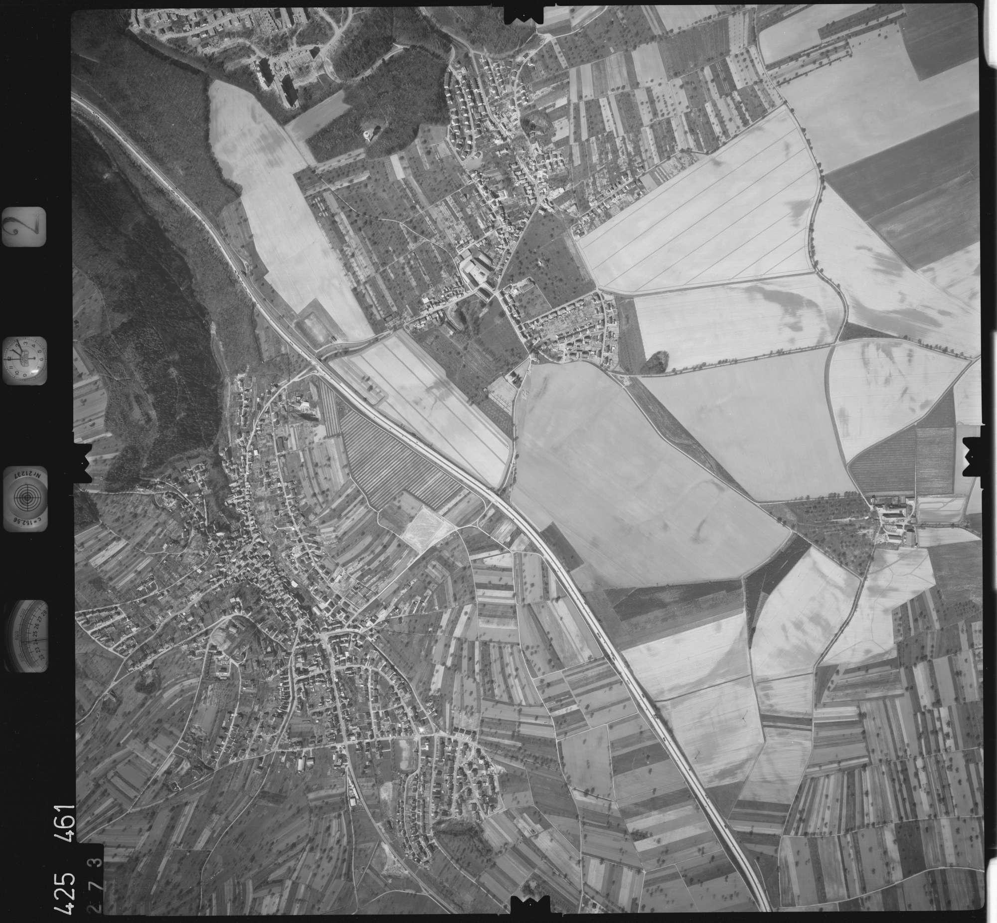 Luftbild: Film 2 Bildnr. 273, Bild 1