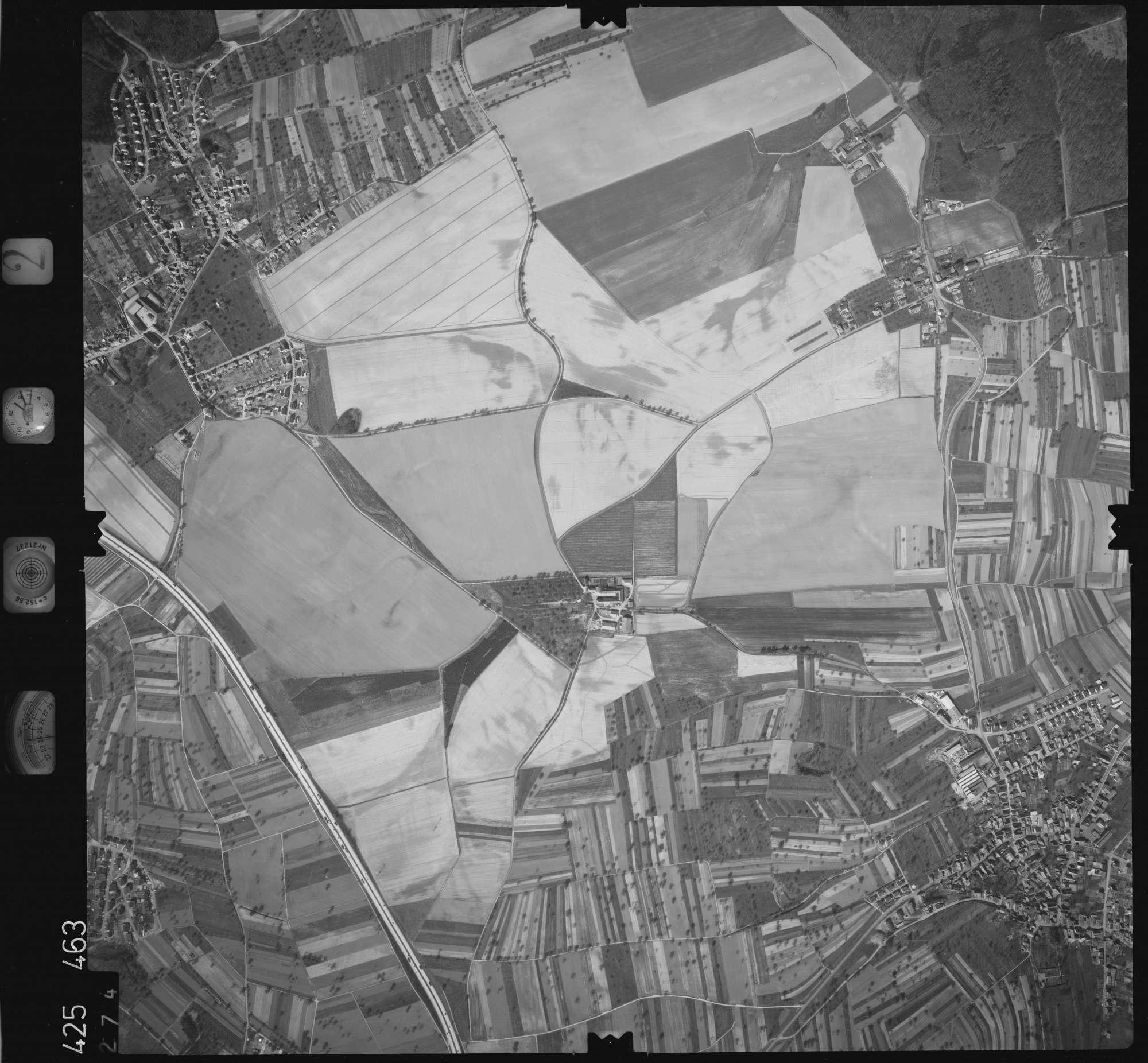 Luftbild: Film 2 Bildnr. 274, Bild 1