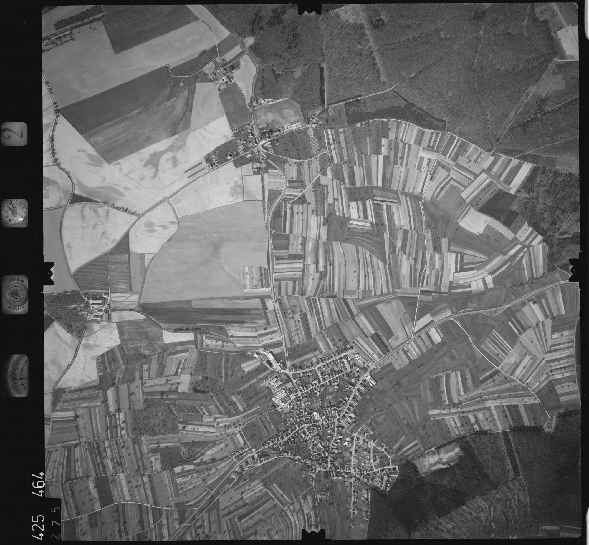 Luftbild: Film 2 Bildnr. 275, Bild 1