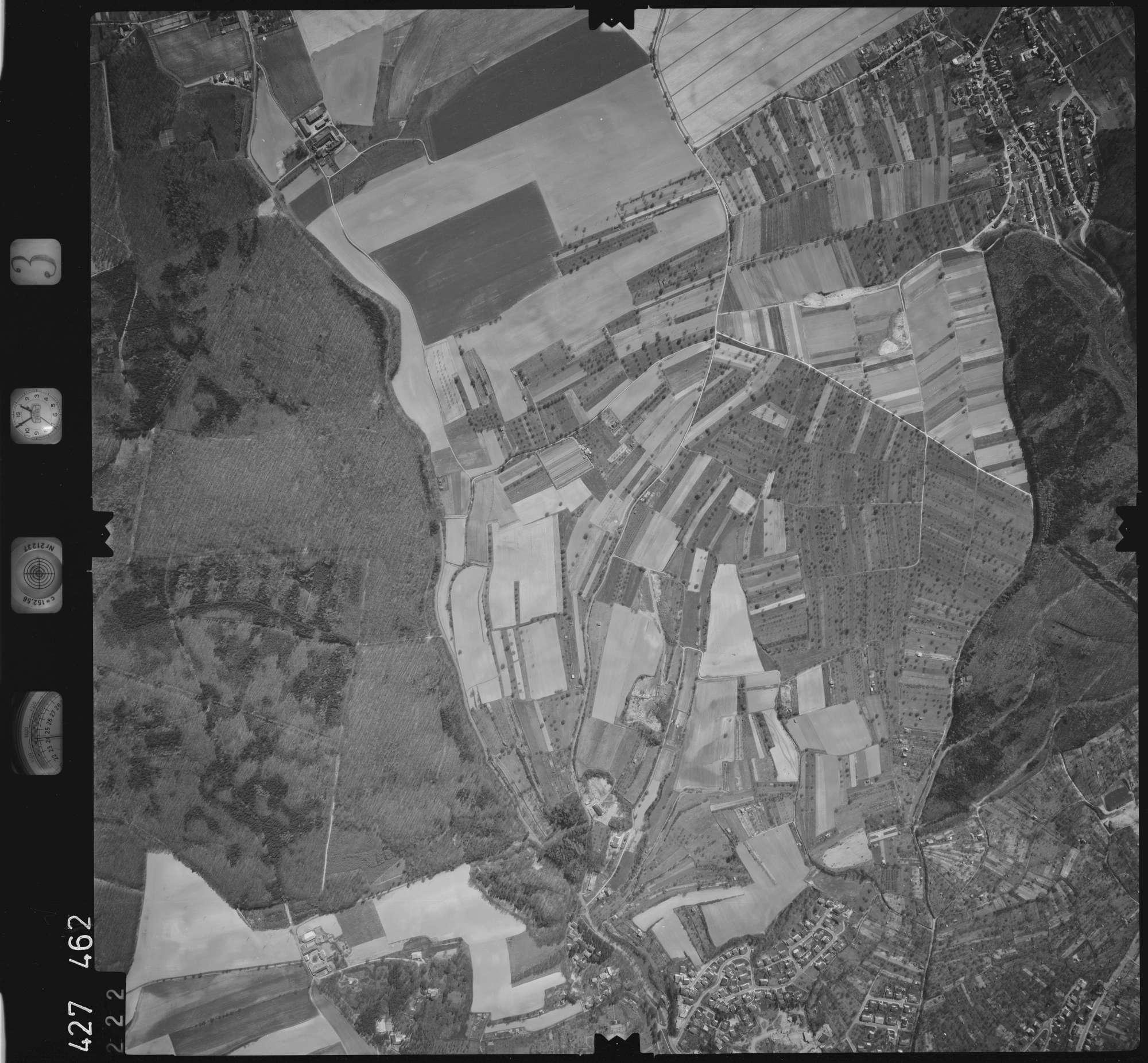 Luftbild: Film 3 Bildnr. 222, Bild 1