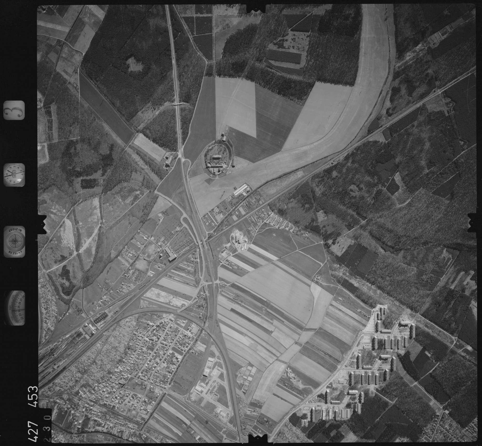 Luftbild: Film 3 Bildnr. 230, Bild 1
