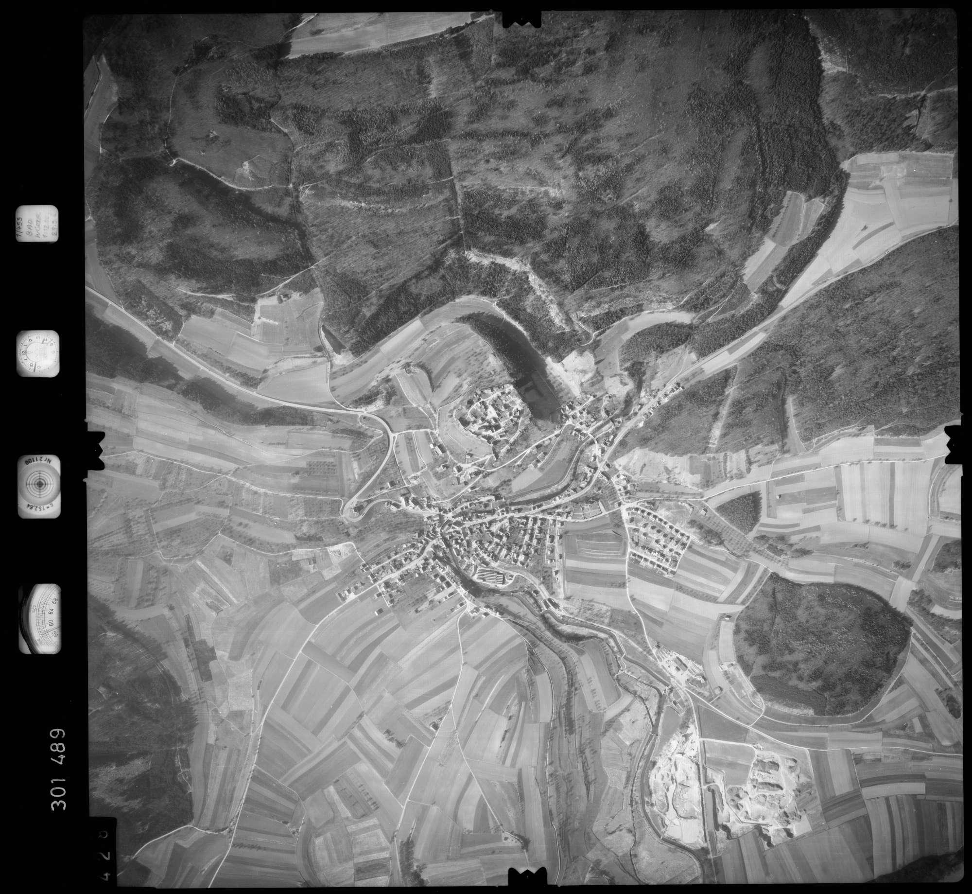 Luftbild: Film 64 Bildnr. 428, Bild 1