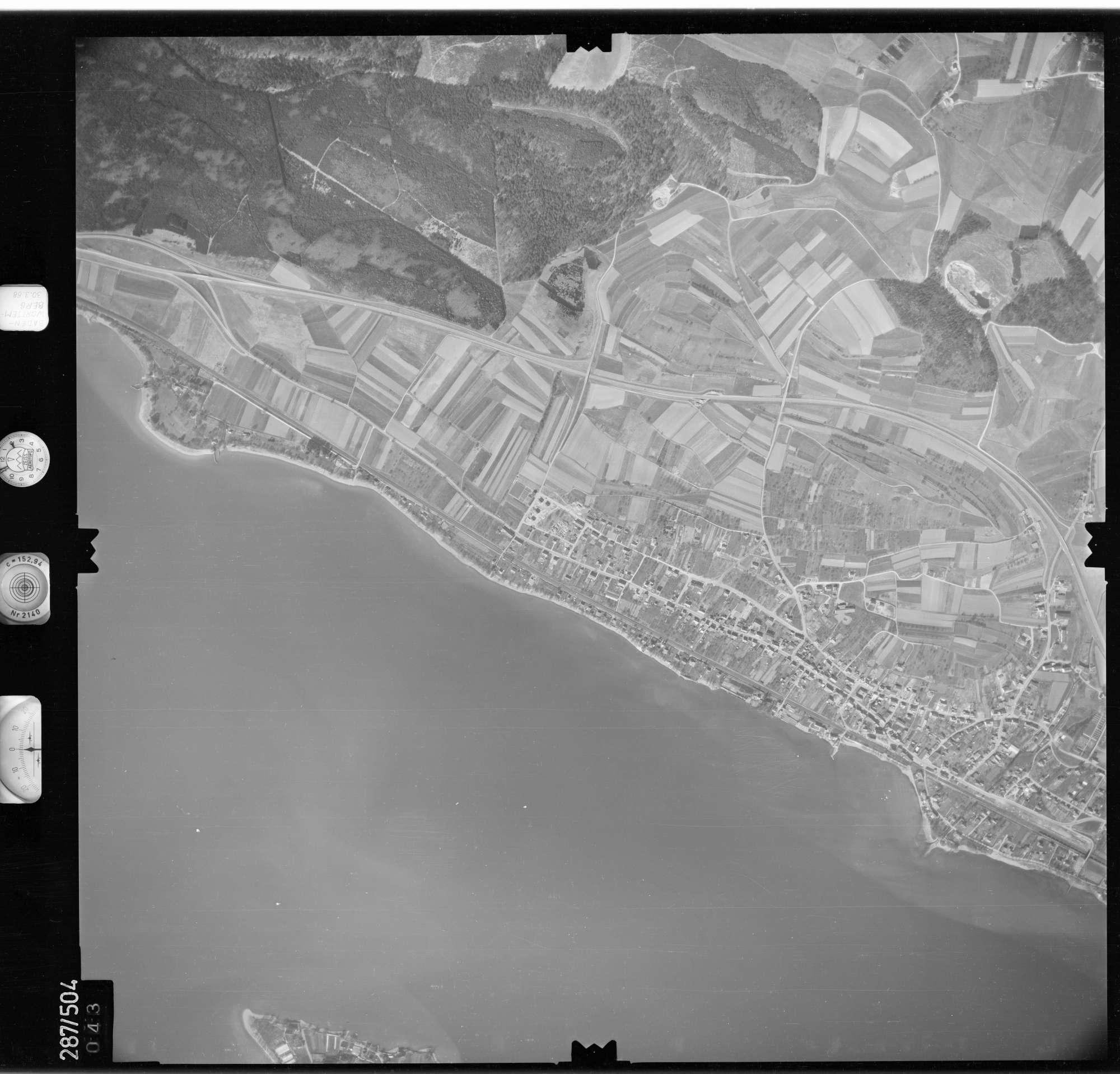 Luftbild: Film 78 Bildnr. 43, Bild 1