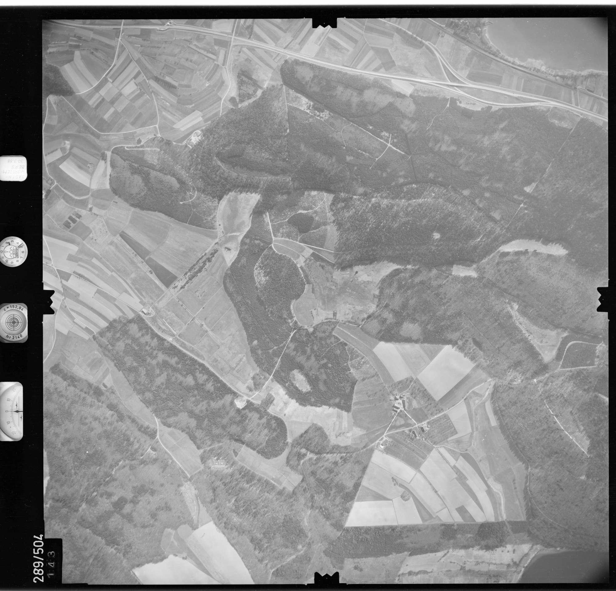 Luftbild: Film 78 Bildnr. 143, Bild 1